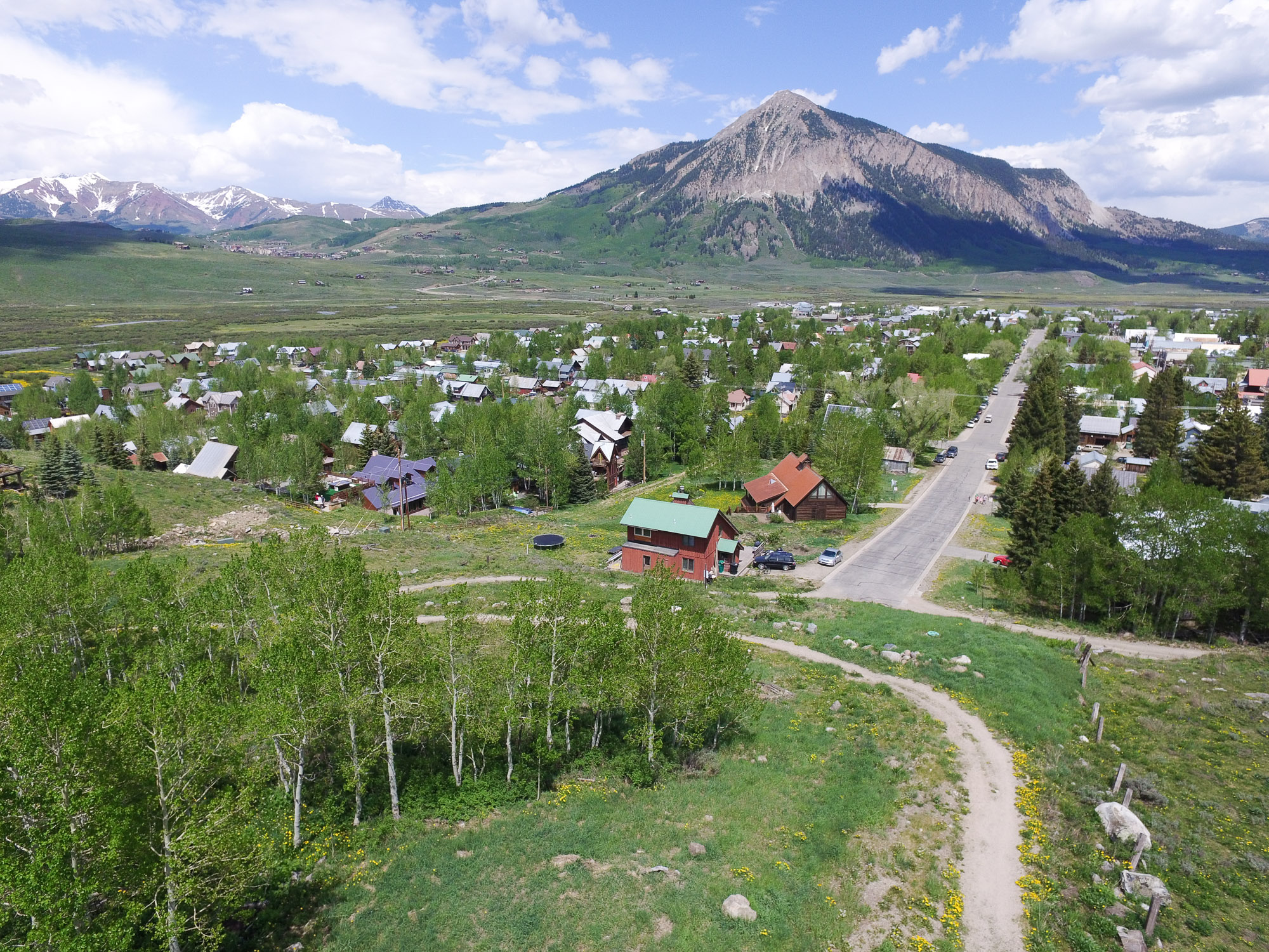 Land for Sale at Stunning Location 7 Aspen Hill Road Crested Butte, Colorado, 81224 United States