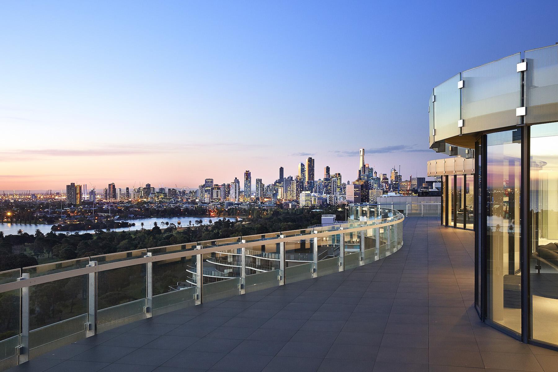 Appartamento per Vendita alle ore 1903-1904 of 576-578 St Kilda Road 1903 - 578 St Kilda Road Melbourne, Victoria, 3004 Australia