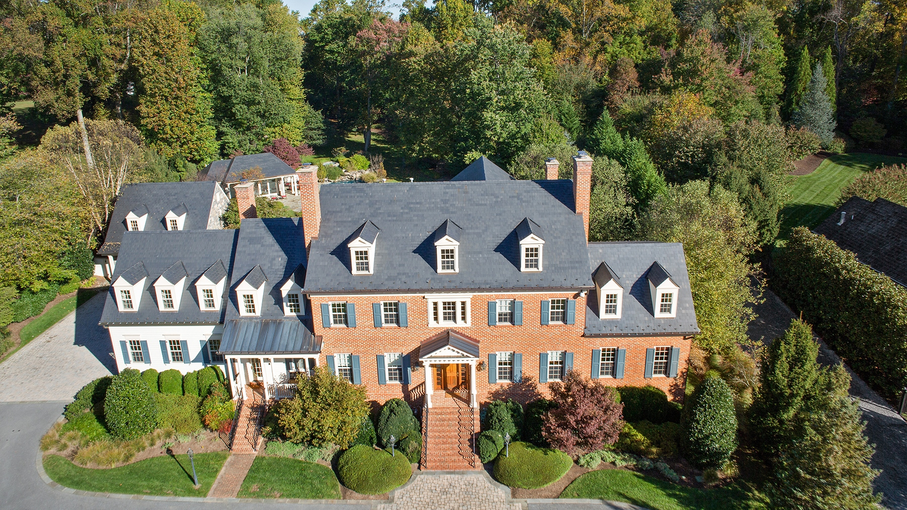 sales property at 8507 Country Club Drive, Bethesda