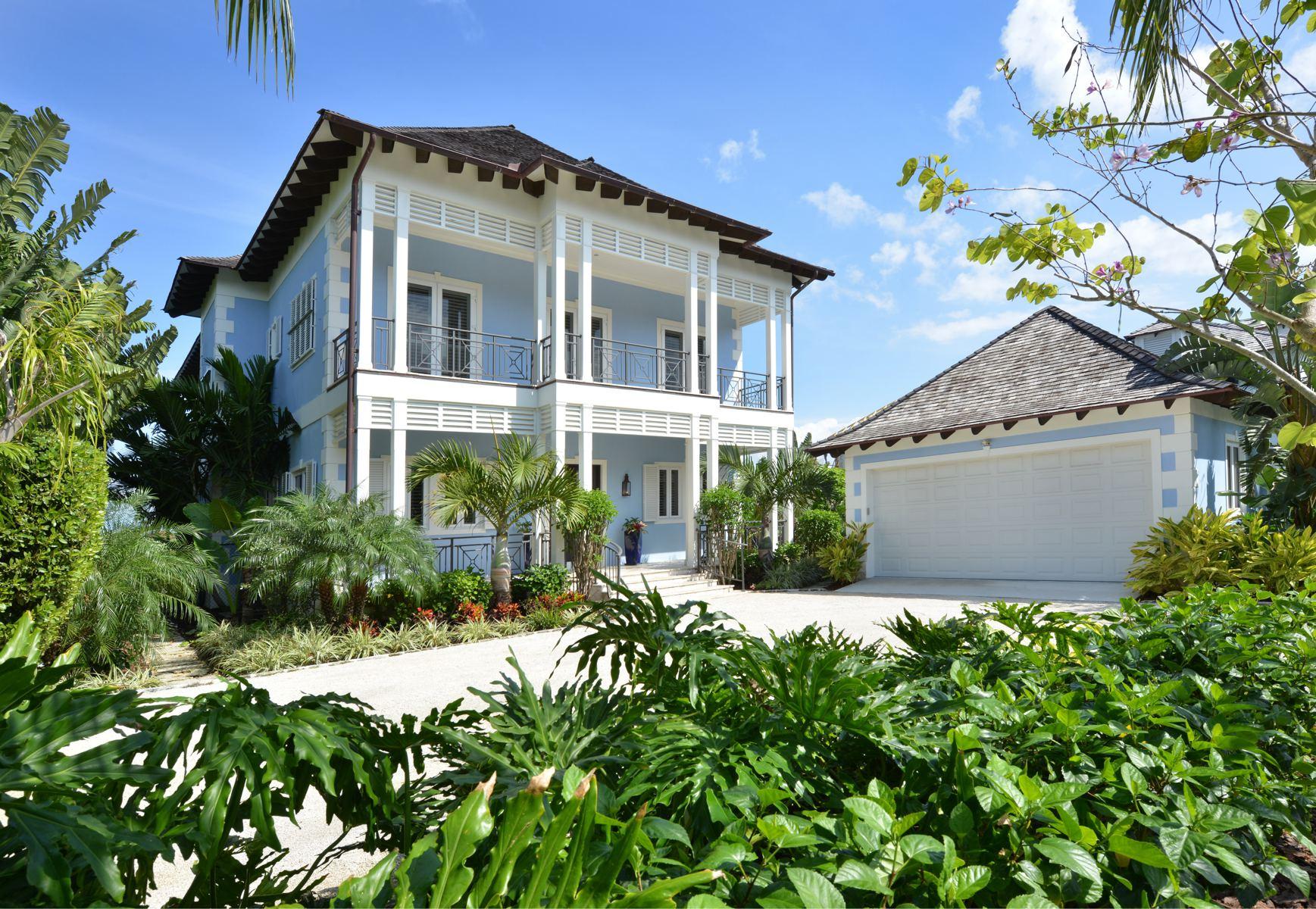 Maison unifamiliale pour l Vente à Blue Agave, Old Fort Bay Old Fort Bay, New Providence/Nassau Bahamas