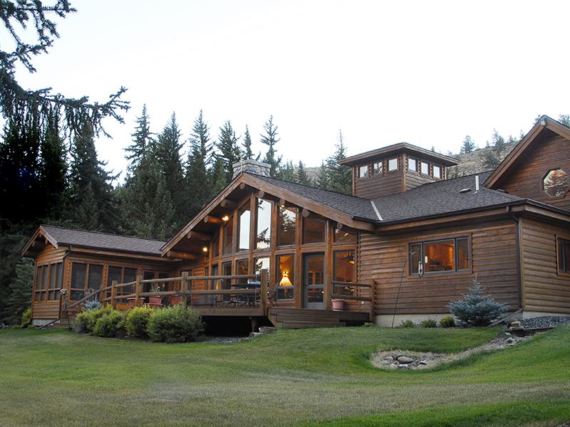 獨棟家庭住宅 為 出售 在 The Wind River Ranch- Dubois, Wyoming 50 and 47 Wind River Drive Dubois, 懷俄明州 82513 美國
