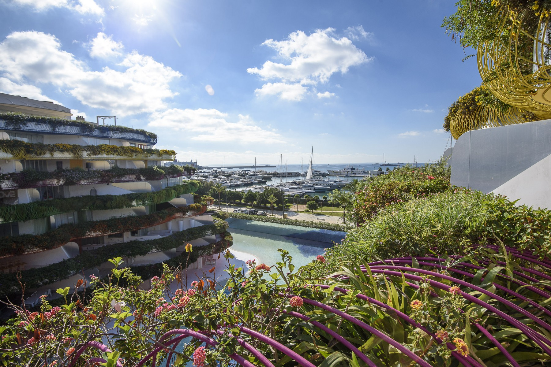 Apartment for Sale at Stunning Apartment In The Prestigious Las Boas Ibiza, Ibiza, 07800 Spain