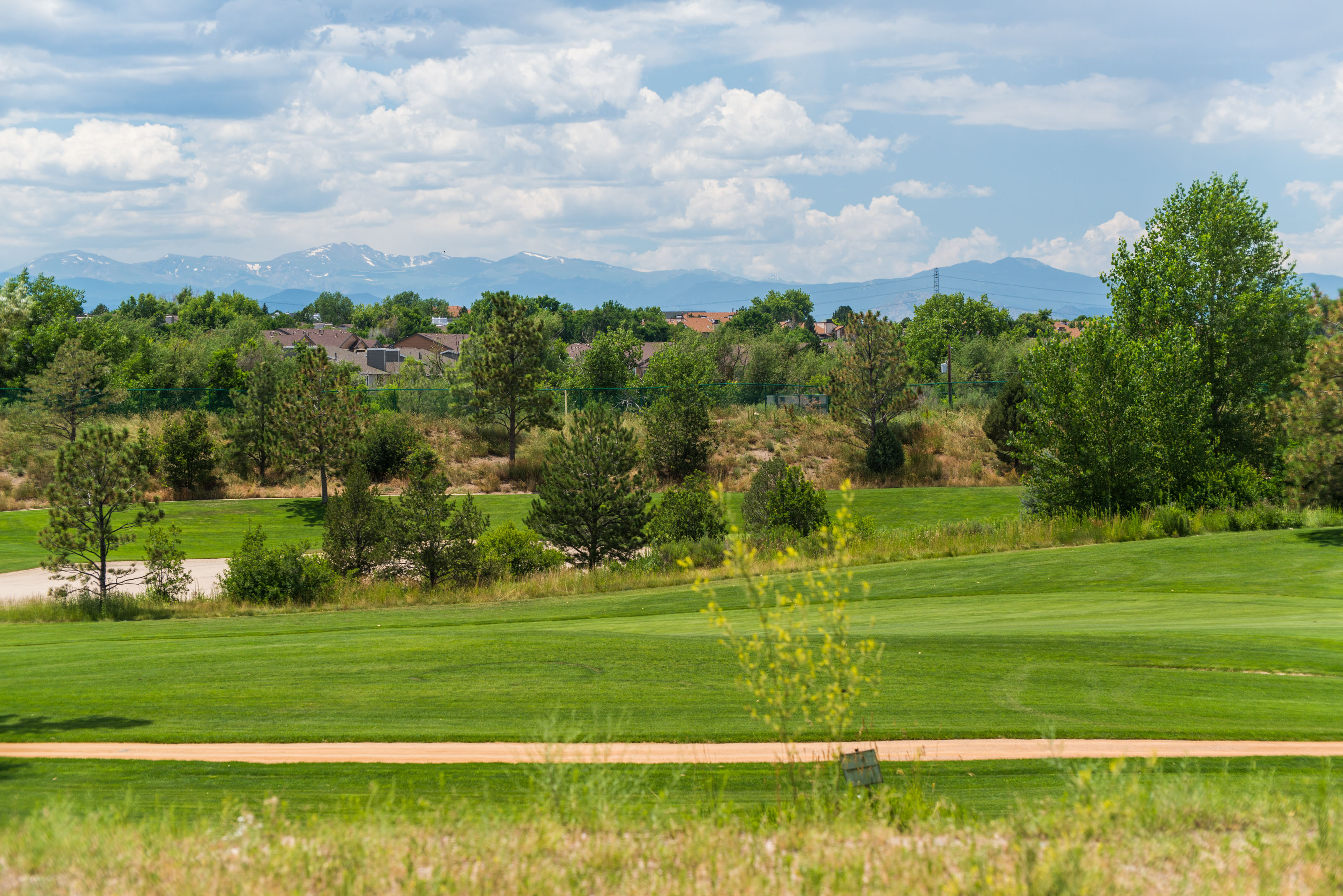sales property at The best lot available at the Cherry Creek Country Club