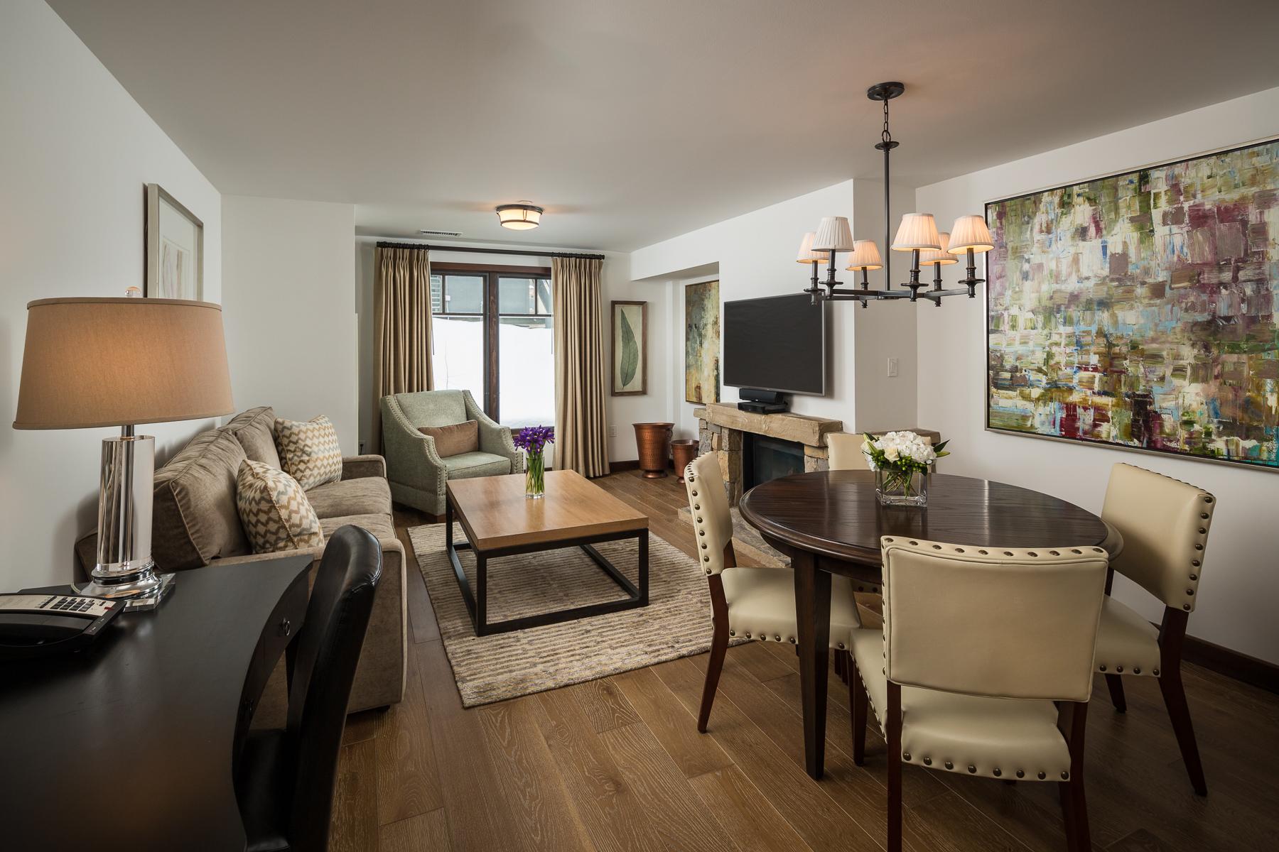 コンドミニアム のために 売買 アット Residence 1307, Madeline Hotel & Residences 568 Mountain Village Boulevard, Residence 1307 Telluride, コロラド 81435 アメリカ合衆国