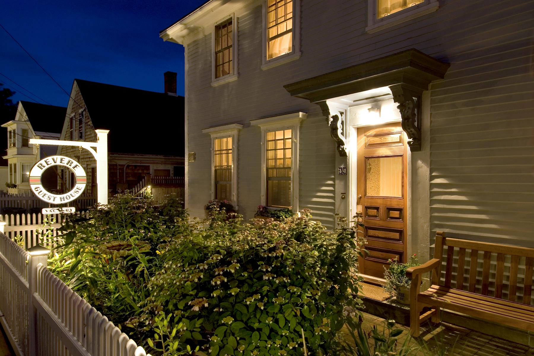 Multi-Family Home for Sale at The Revere House 14 Court Street Provincetown, Massachusetts 02657 United States