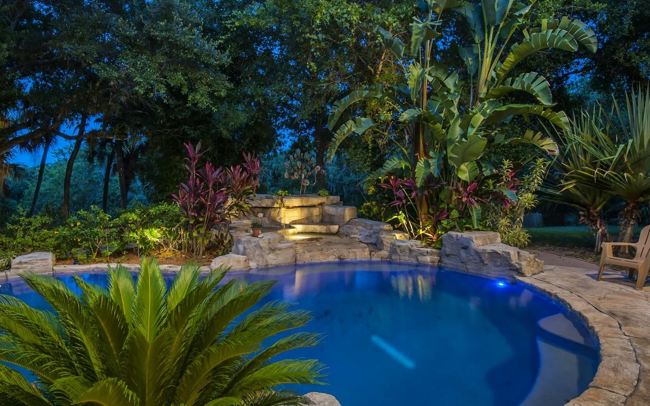 Casa Unifamiliar por un Venta en Secluded Paradise on San Sebastian River! 1532 Erica's Way Sebastian, Florida, 32958 Estados Unidos