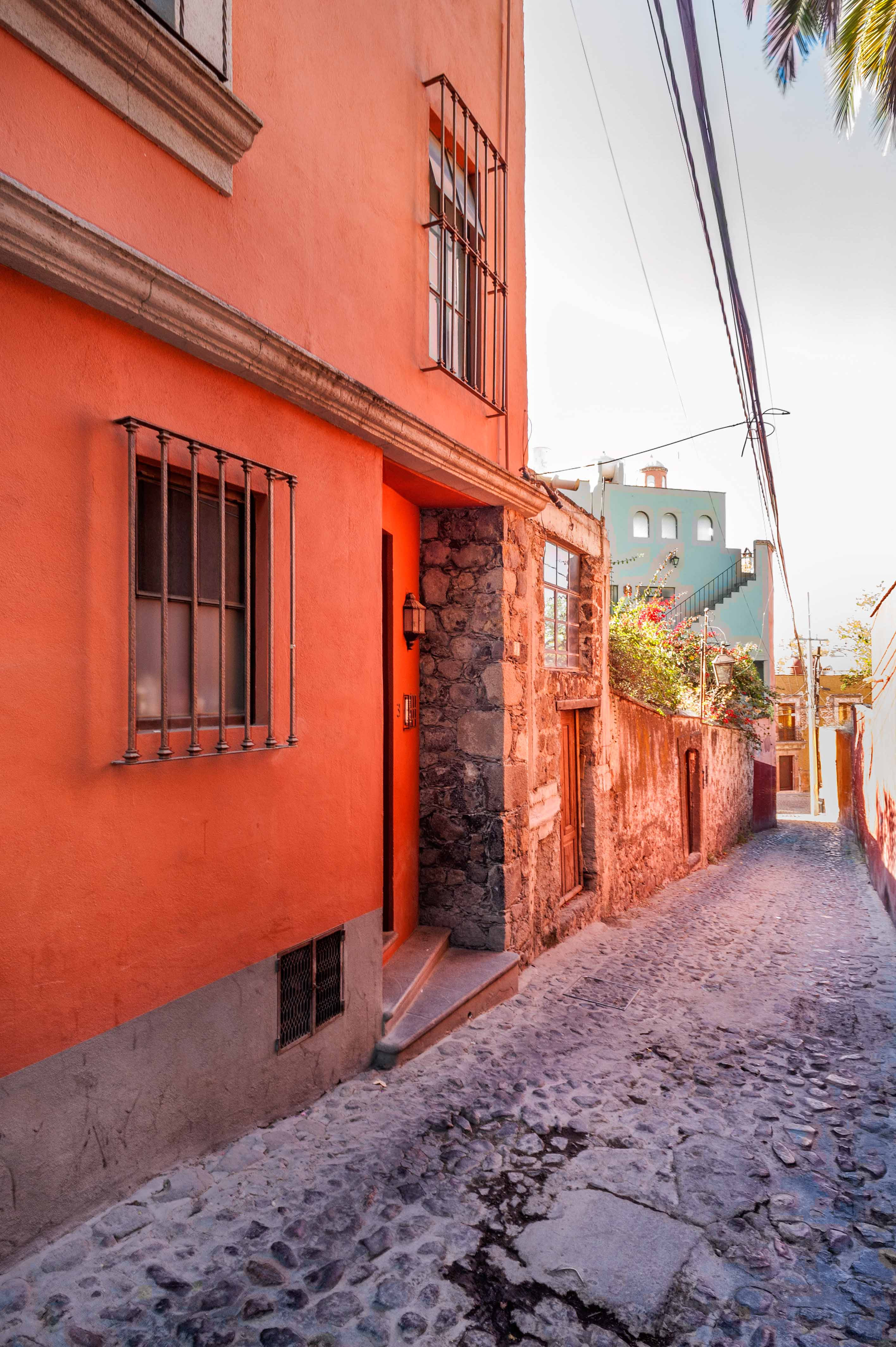 Appartement en copropriété pour l Vente à Casa Pied- a - Terre Centro, San Miguel De Allende, Guanajuato Mexique