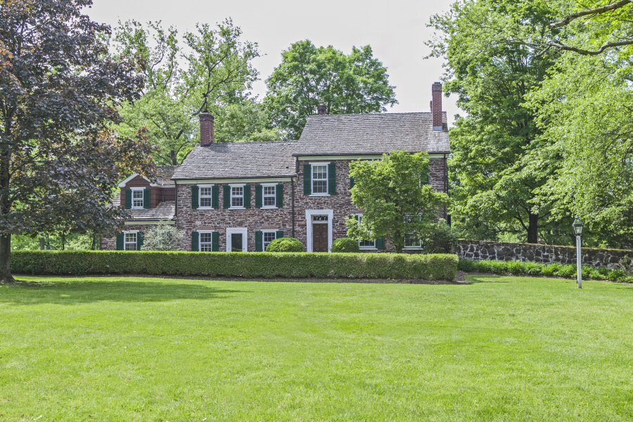 Property For Sale at A Timeless Elegance - Hopewell Township