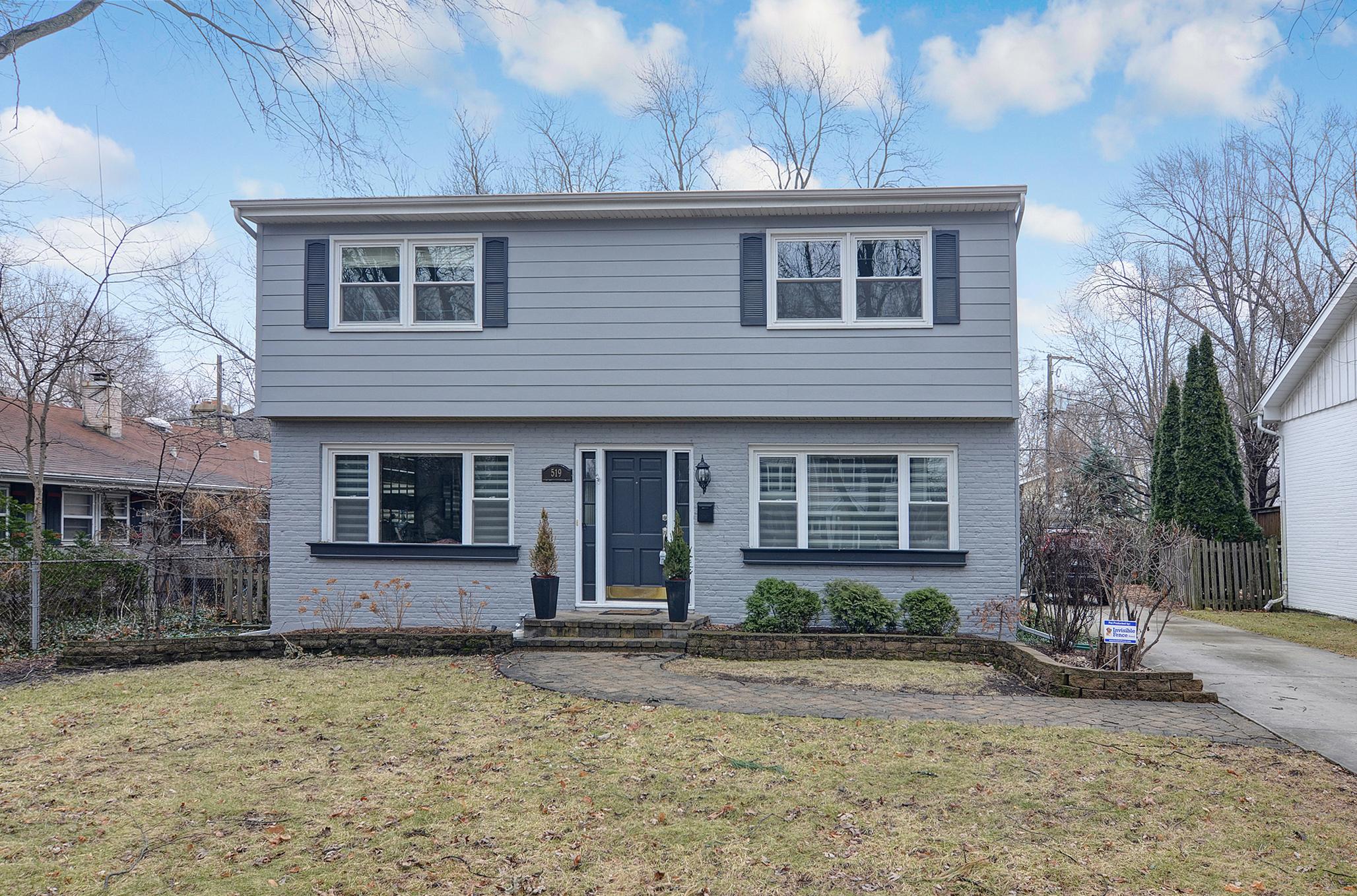 Maison unifamiliale pour l Vente à 519 Phillippa Hinsdale, Illinois, 60521 États-Unis