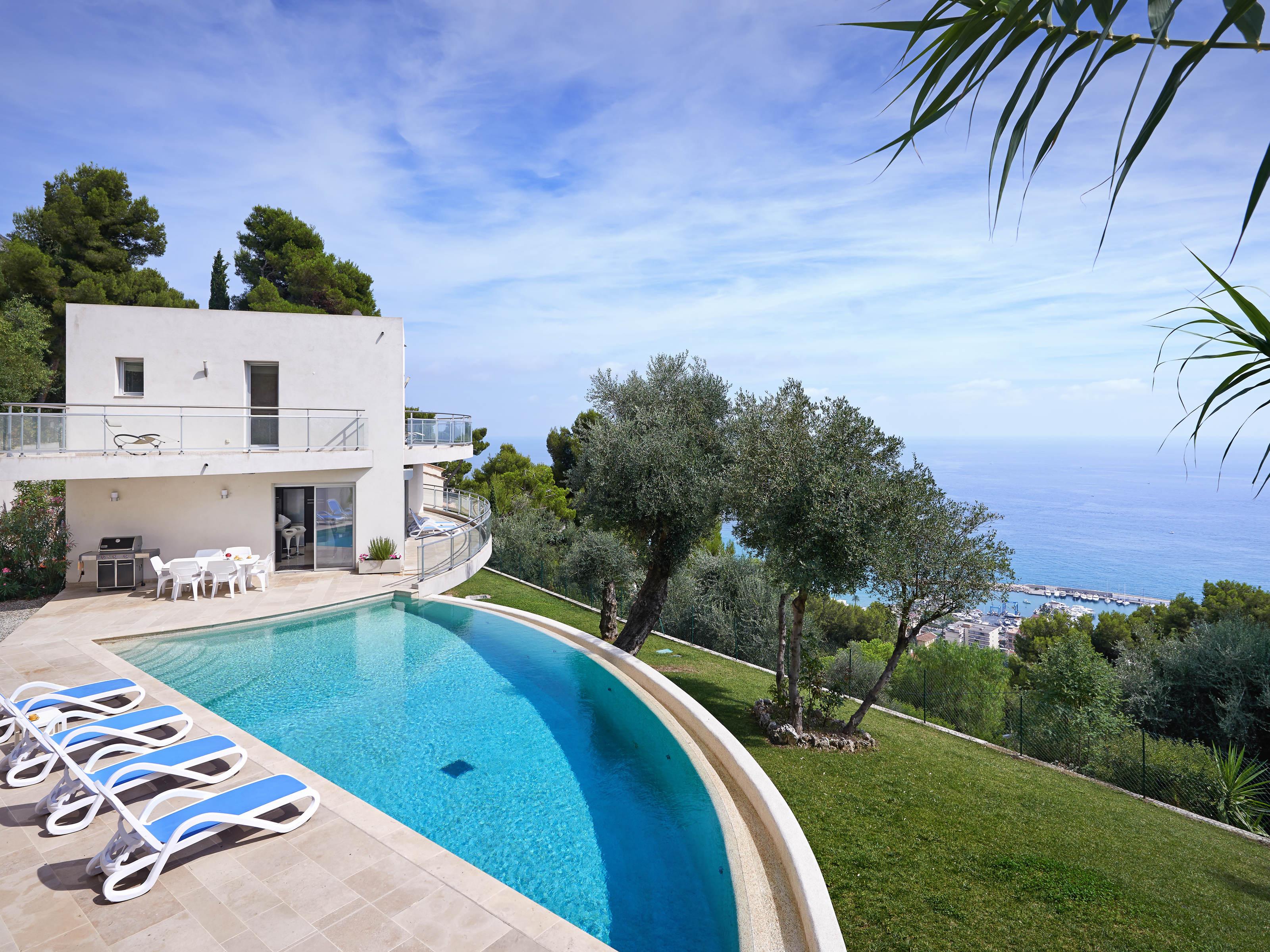 Maison unifamiliale pour l Vente à Villa Menton Other Provence-Alpes-Cote D'Azur, Provence-Alpes-Cote D'Azur 06500 France
