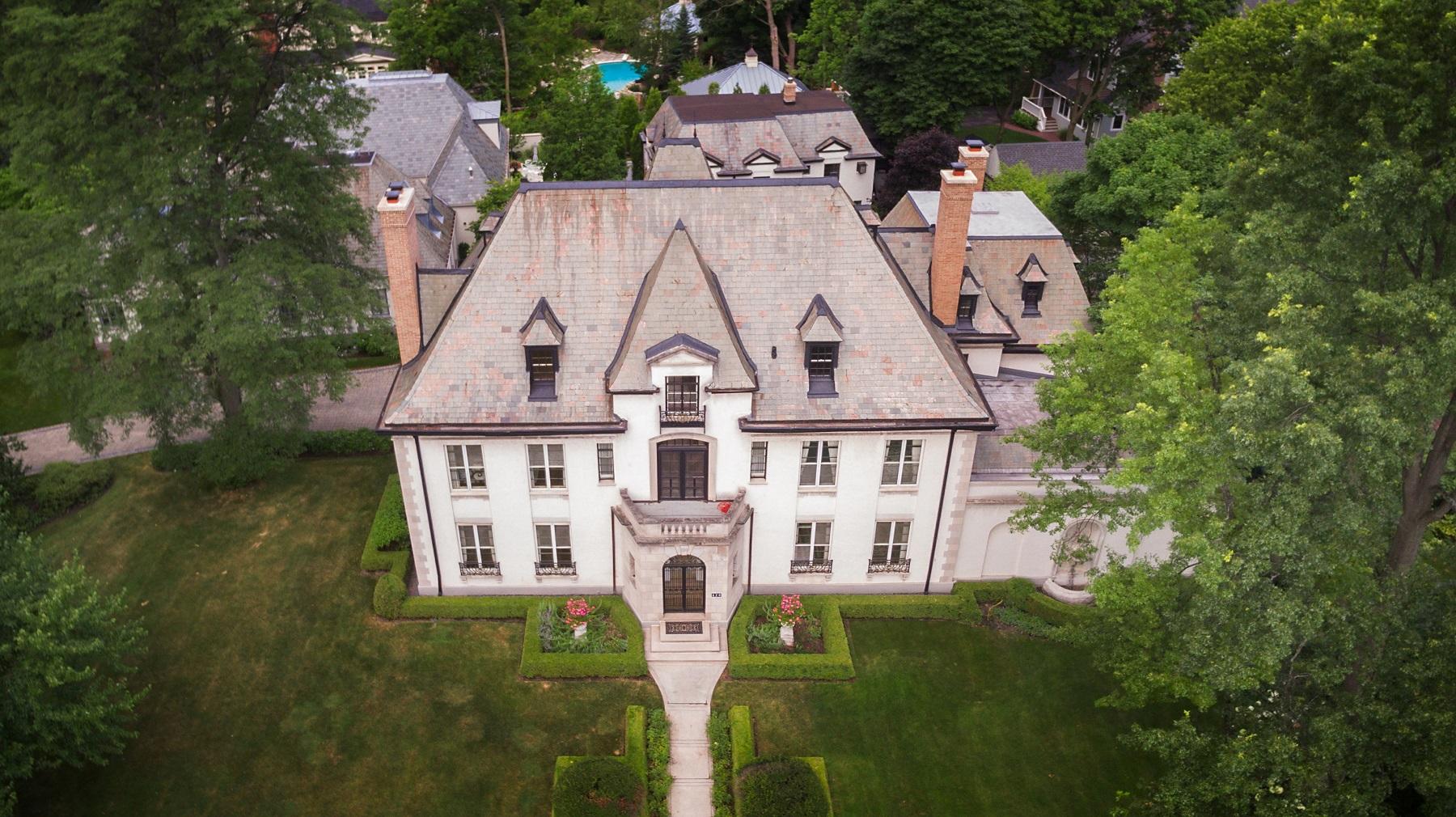 Nhà ở một gia đình vì Bán tại 420 S. Park Avenue Hinsdale, Illinois, 60521 Hoa Kỳ