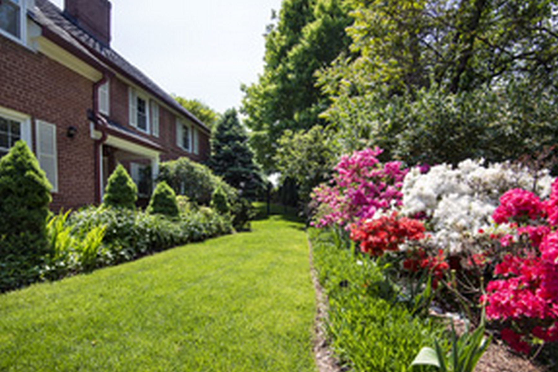 Single Family Home for Sale at Berkley 1699 Foxhall Road Nw Washington, District Of Columbia 20007 United States