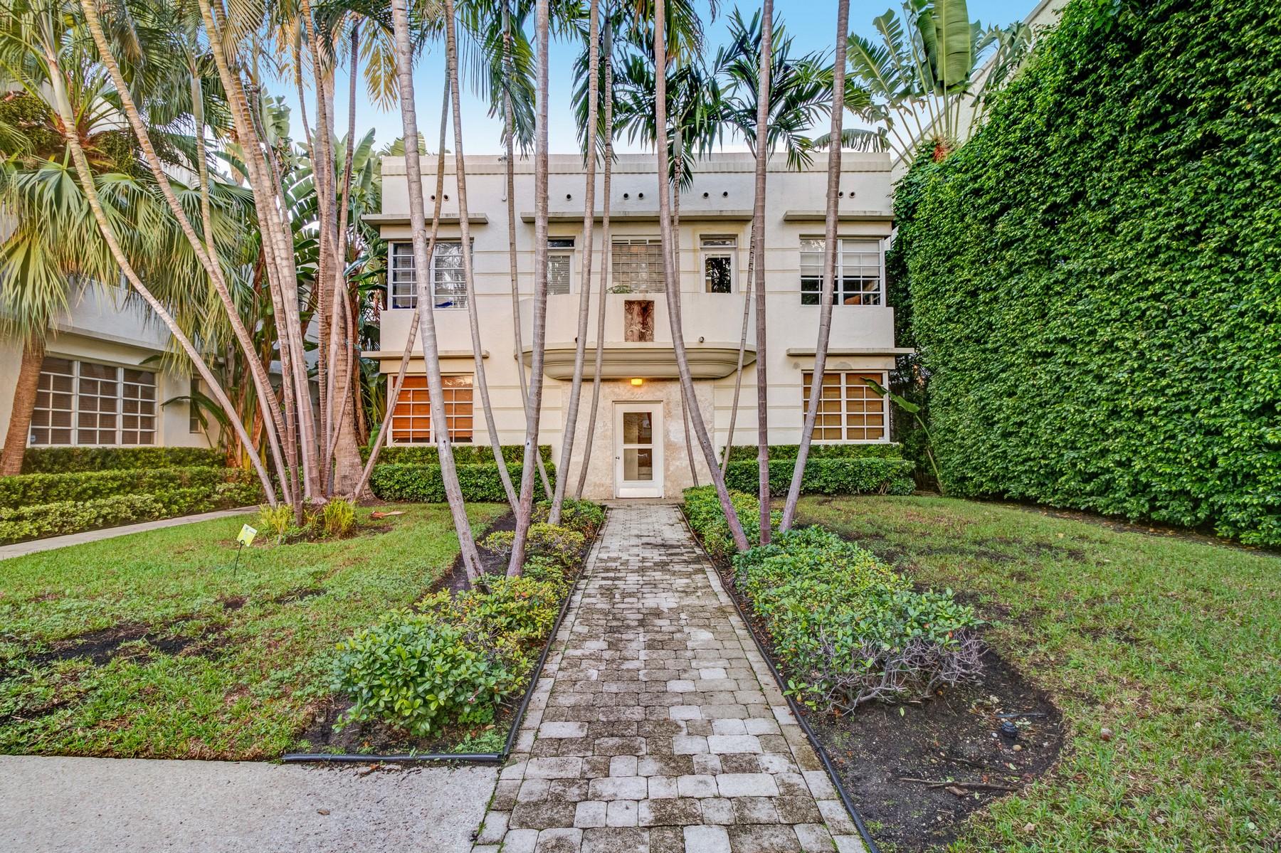Condominium for Sale at 934 16 ST #2 Miami Beach, Florida 33139 United States