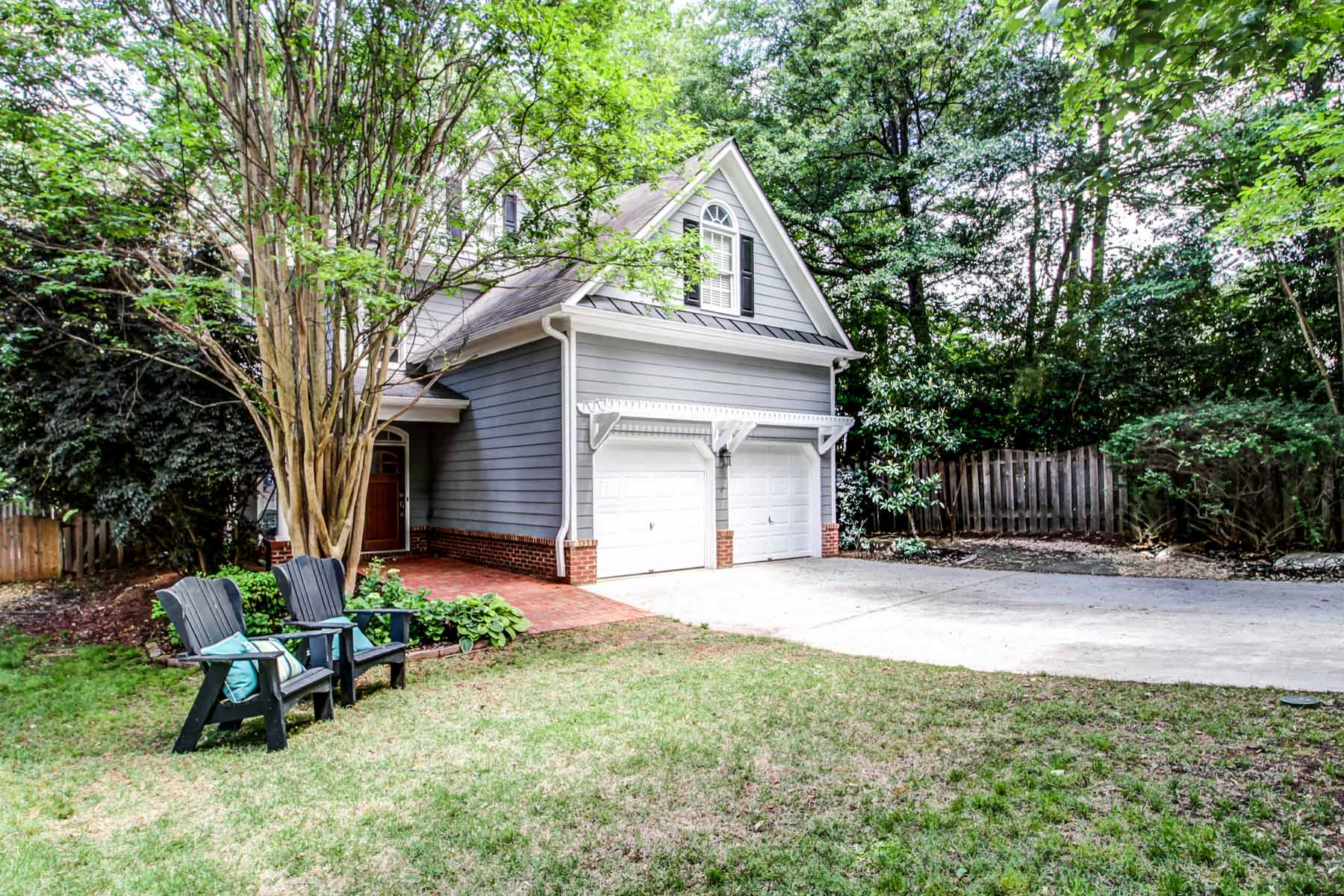 sales property at Recently renovated in the City of Decatur w/ fenced, flat backyard