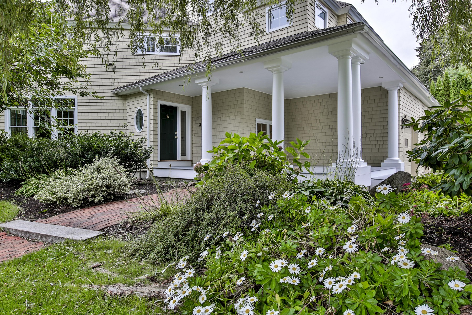 Property For Sale at Coastal Colonial in the heart of Beverly Farms