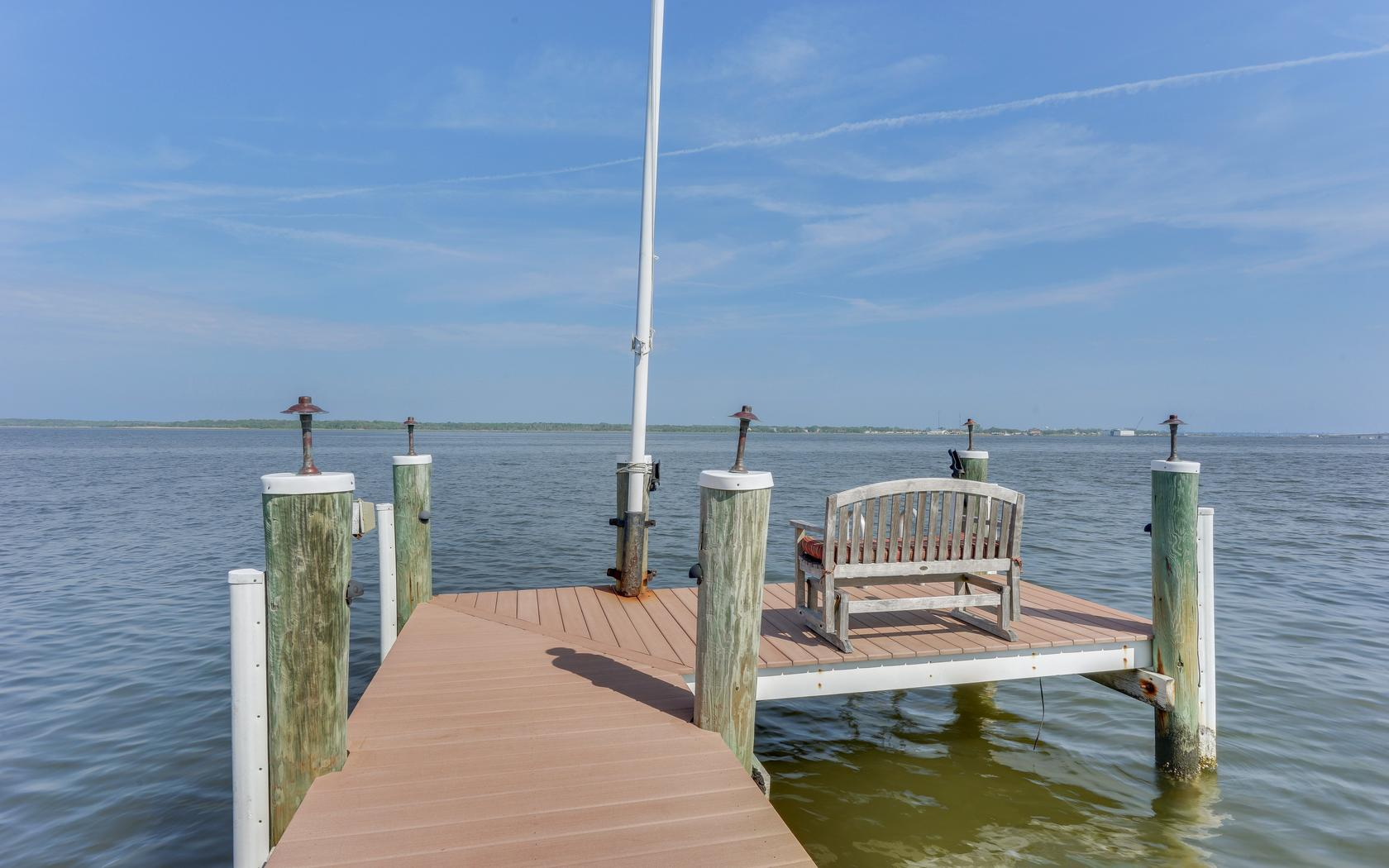 Single Family Home for Sale at Bayfront Beauty 209 Curtis Point Drive Brick, 08738 United States