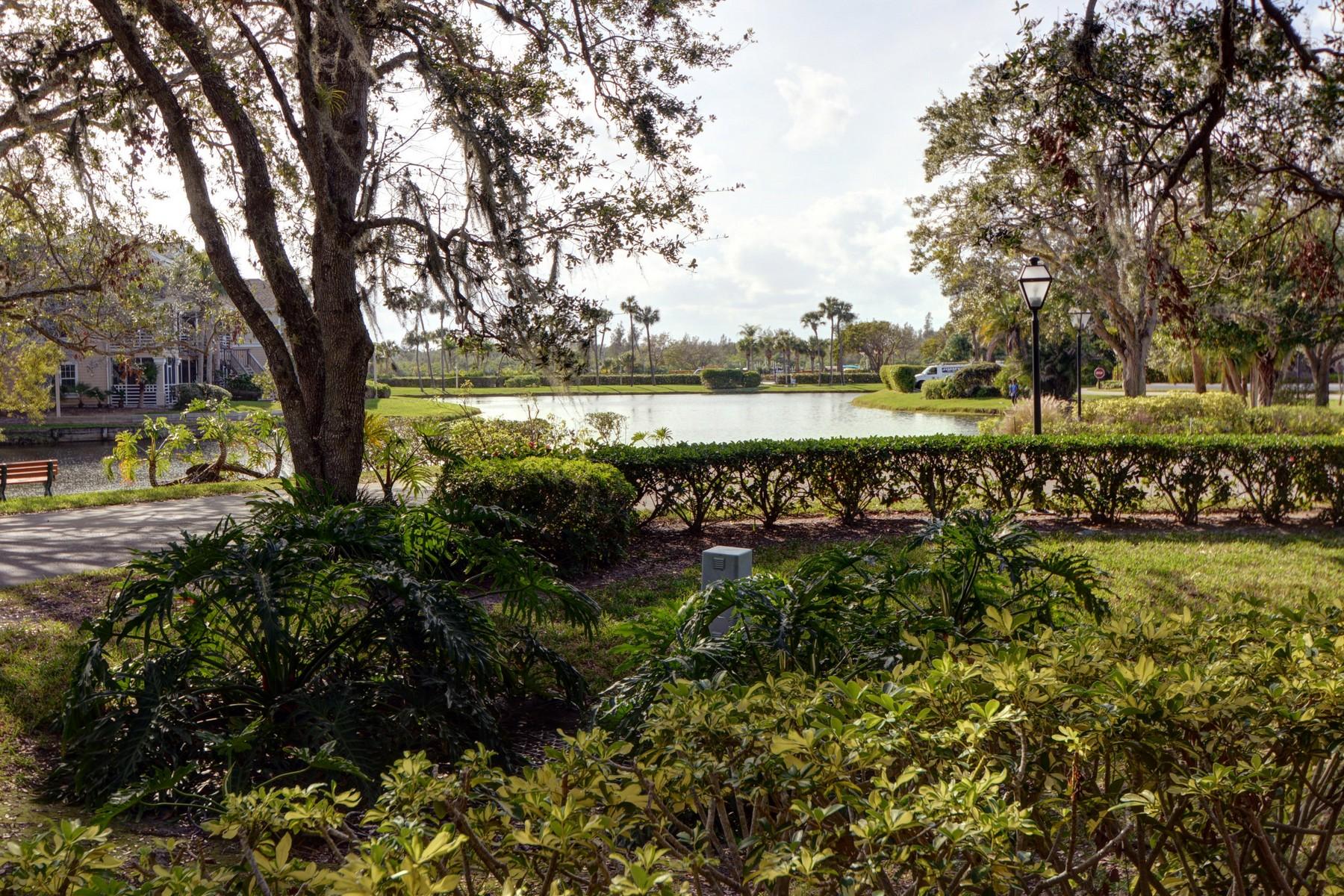 단독 가정 주택 용 매매 에 Sea Oaks River Home 8751 Lakeside Blvd Vero Beach, 플로리다, 32963 미국
