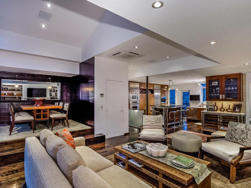 Condominium for Sale at Contemporary Summit Place Townhouse 342 Summit Street, Unit B Aspen, Colorado, 81611 United States