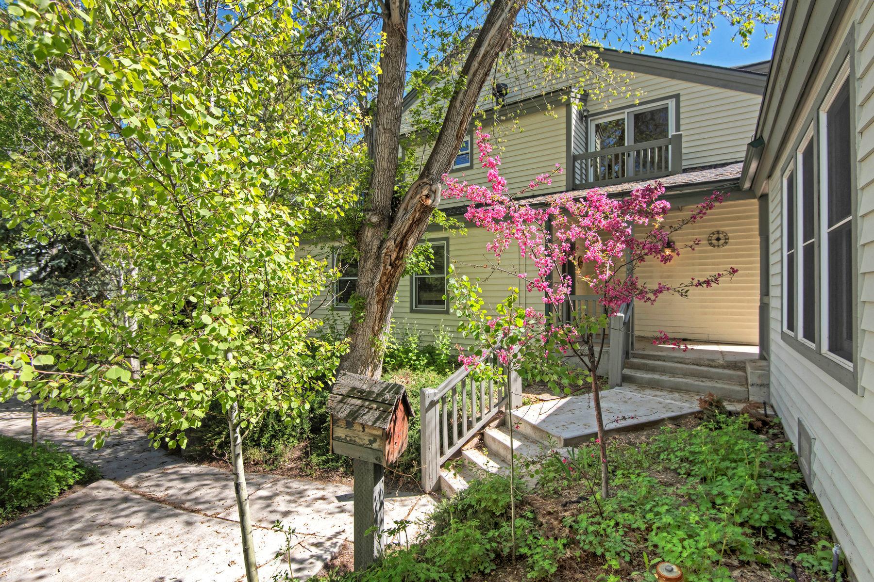 Vivienda unifamiliar por un Venta en Unit 4 Alpine Retreat at Park City 1269 Sullivan Park City, Utah, 84060 Estados Unidos