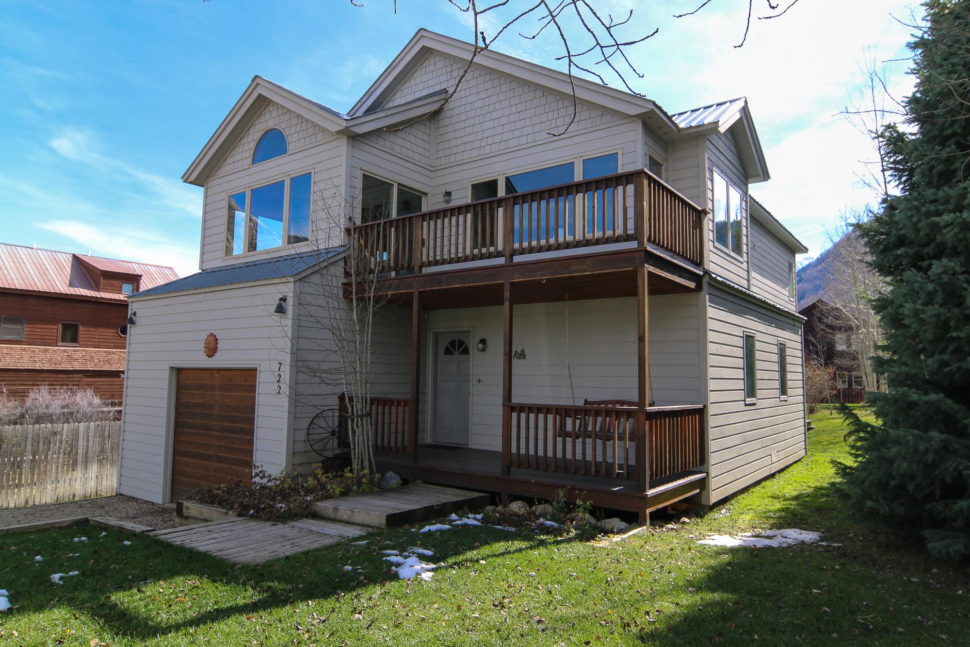 Property For Sale at 722 Elk Avenue