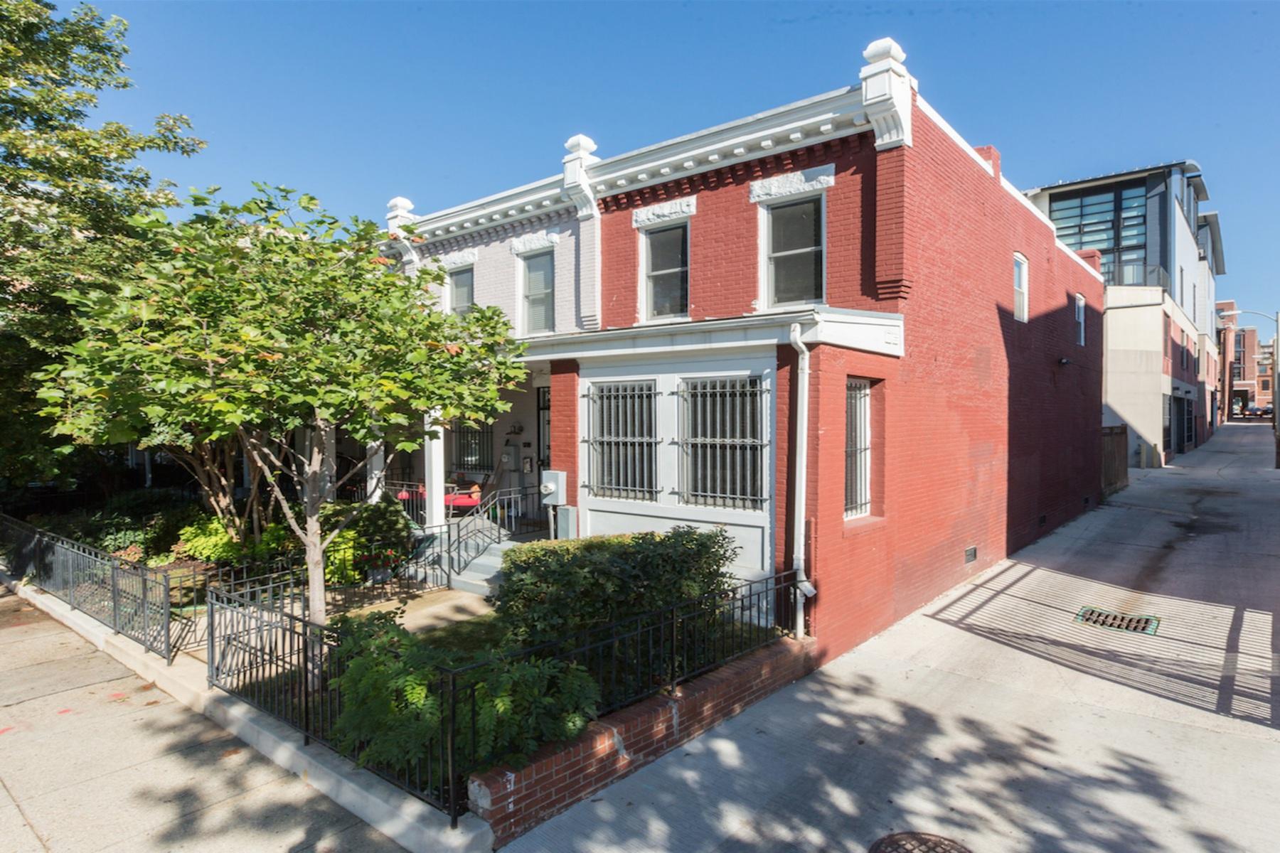 Property For Sale at 1317 V Street Nw, Washington