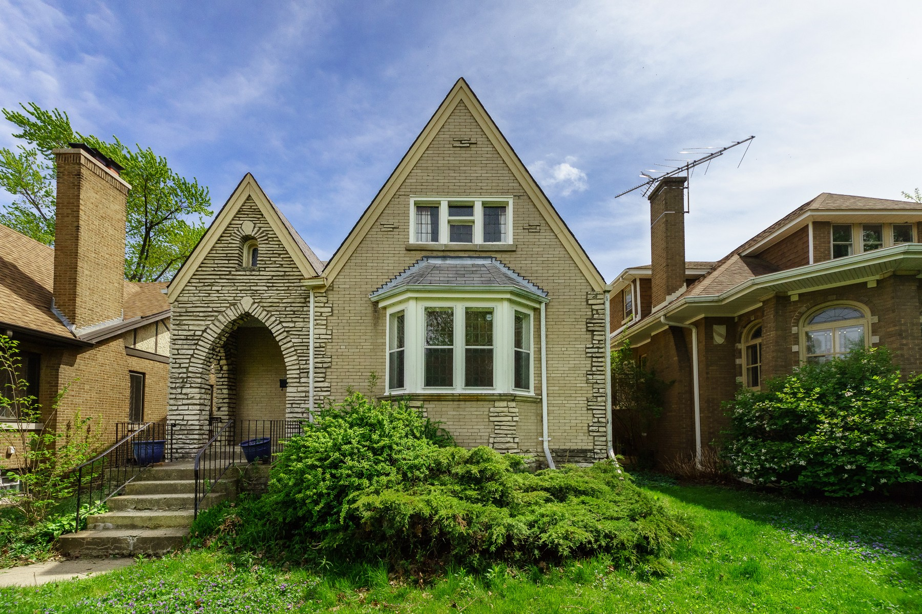 sales property at Tudor Bungalow In Evanston's Bungalow Belt