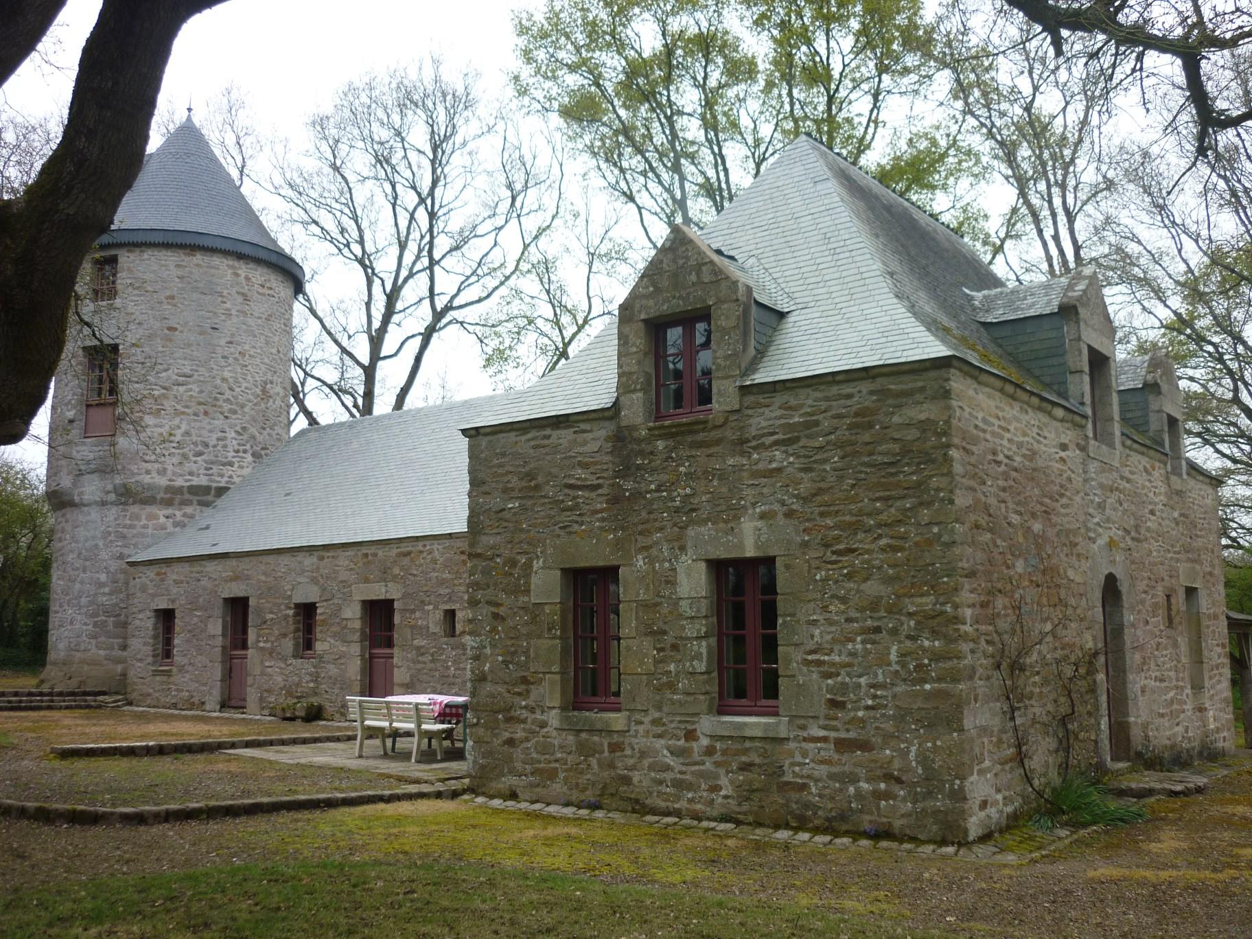 Single Family Home for Sale at A DIX MINUTES DES PLAGES de Mesquer - Saint Molf - La Baule Other Pays De La Loire, Pays De La Loire 44410 France