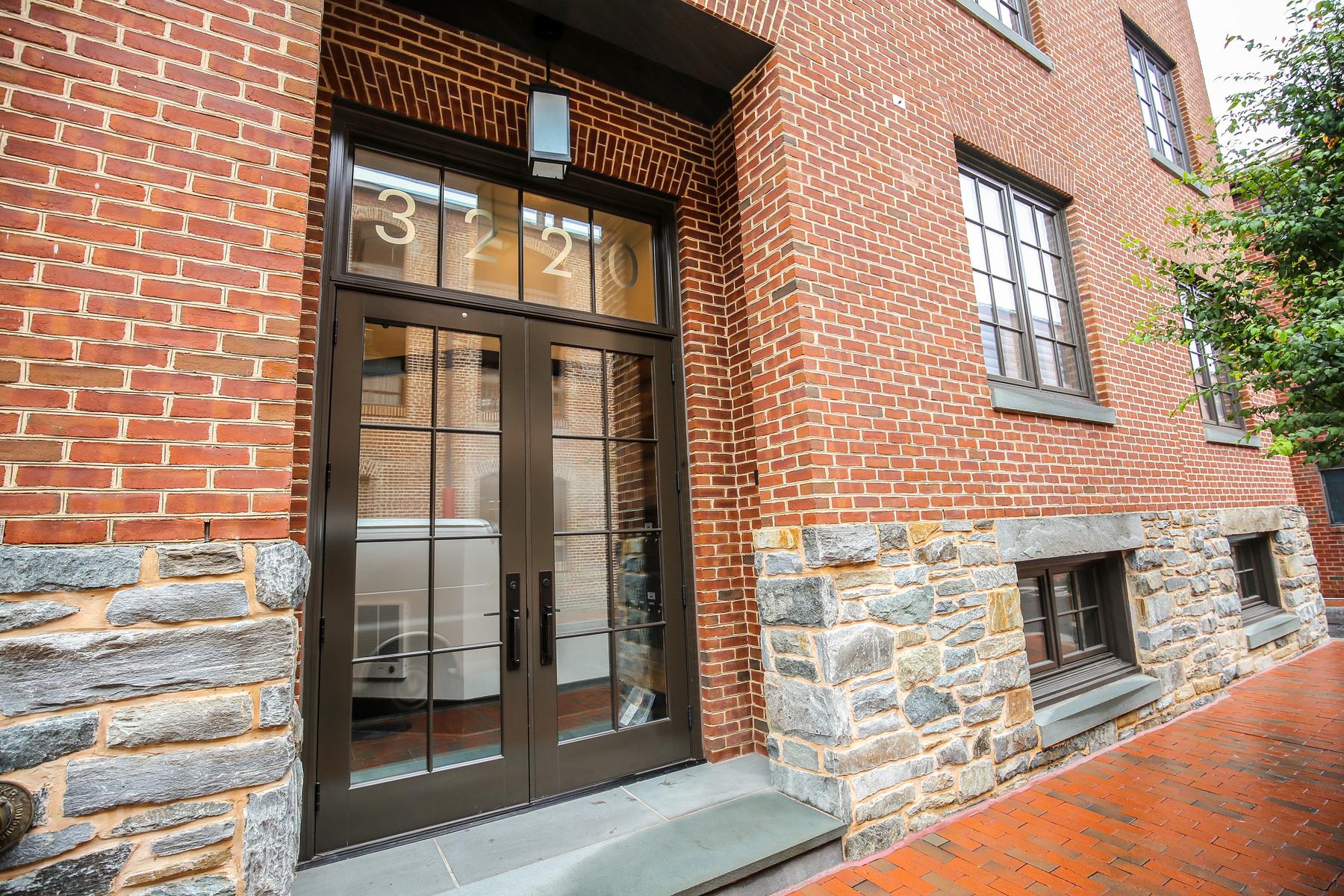 Condominio por un Alquiler en 3220 Grace Street Nw PH2, Washington Washington, Distrito De Columbia 20007 Estados Unidos