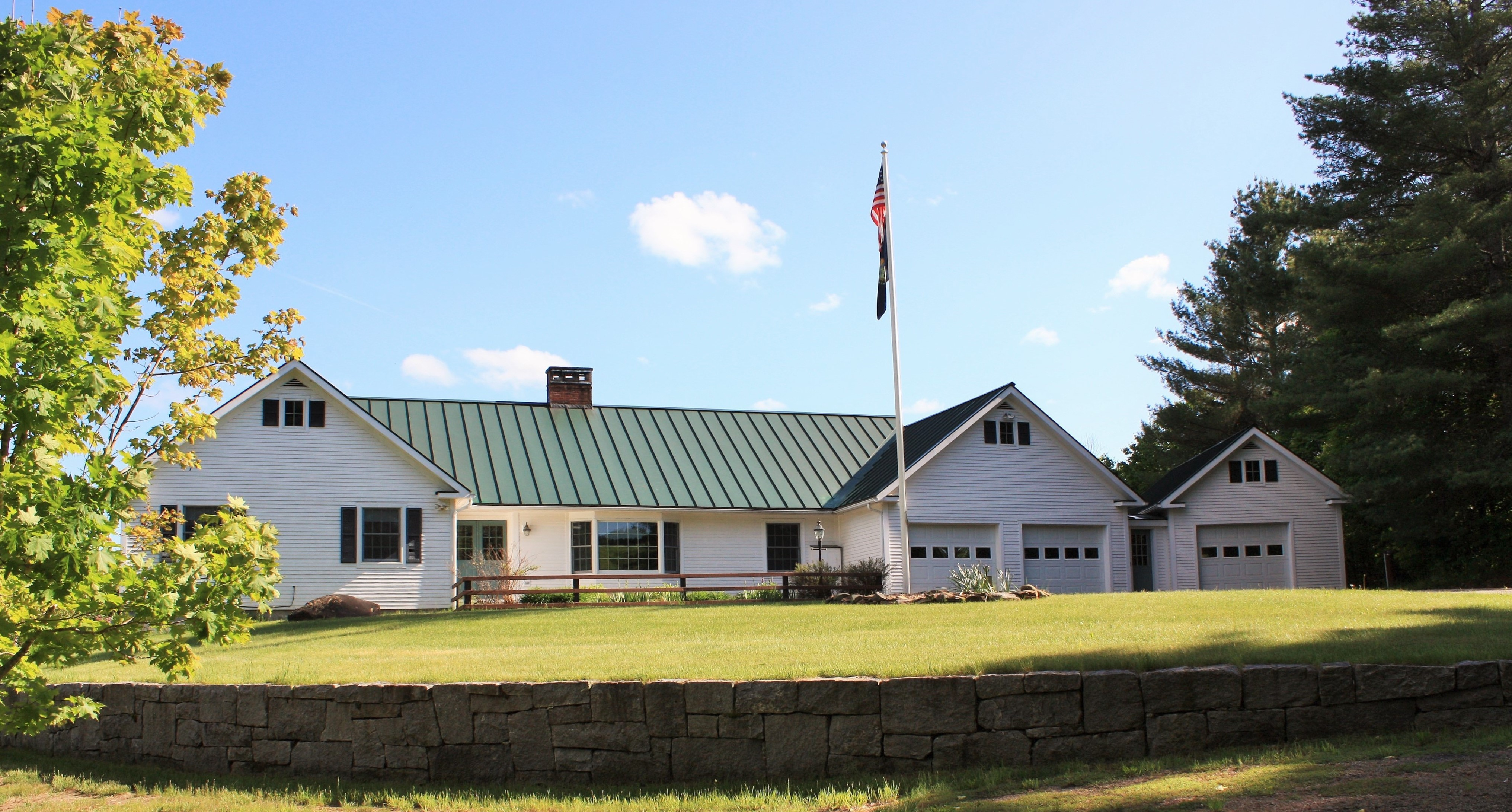 단독 가정 주택 용 매매 에 2199 Trestle Rd, Danville Danville, 베르몬트, 05828 미국