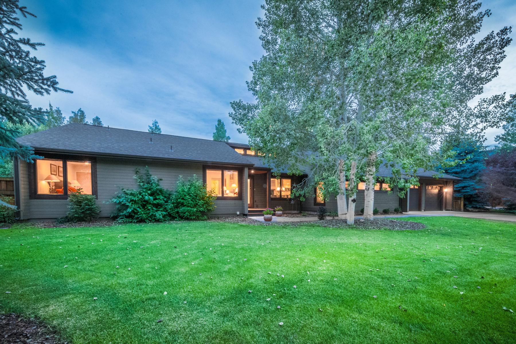 Single Family Home for Sale at Rare Commodity in Coveted Silver Springs 1475 Willow Ln Park City, Utah 84098 United States
