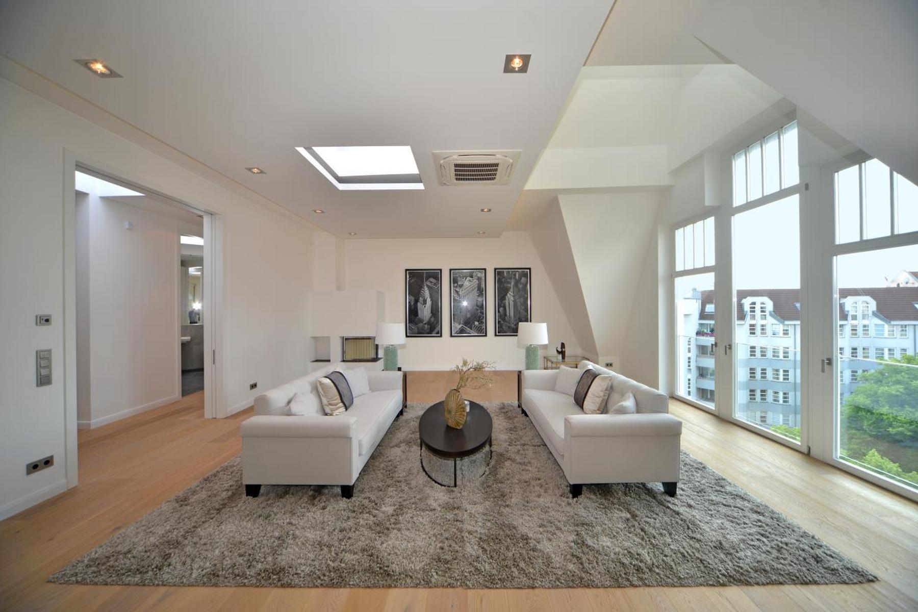 アパート のために 売買 アット Luxuriously developed Penthouse with Rooftop Terrace! Berlin, ベルリン, 10707 ドイツ