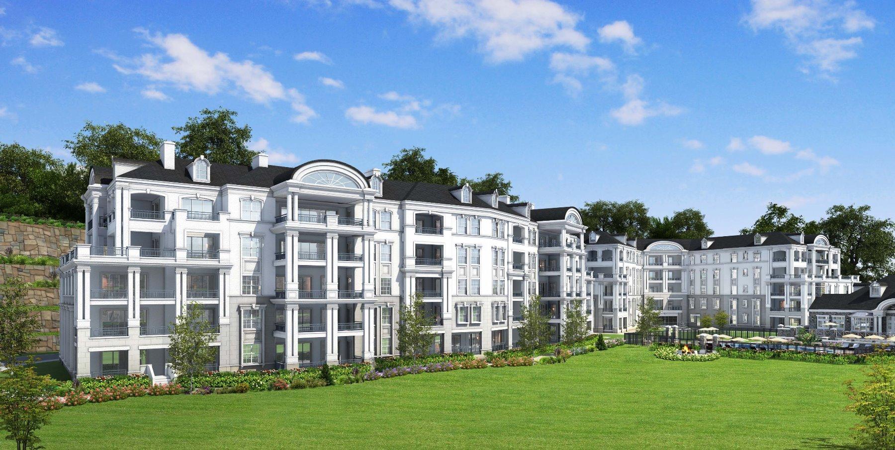 Appartement en copropriété pour l Vente à Quarry Springs 8101 River Rd 441 Bethesda, Maryland 20817 États-Unis