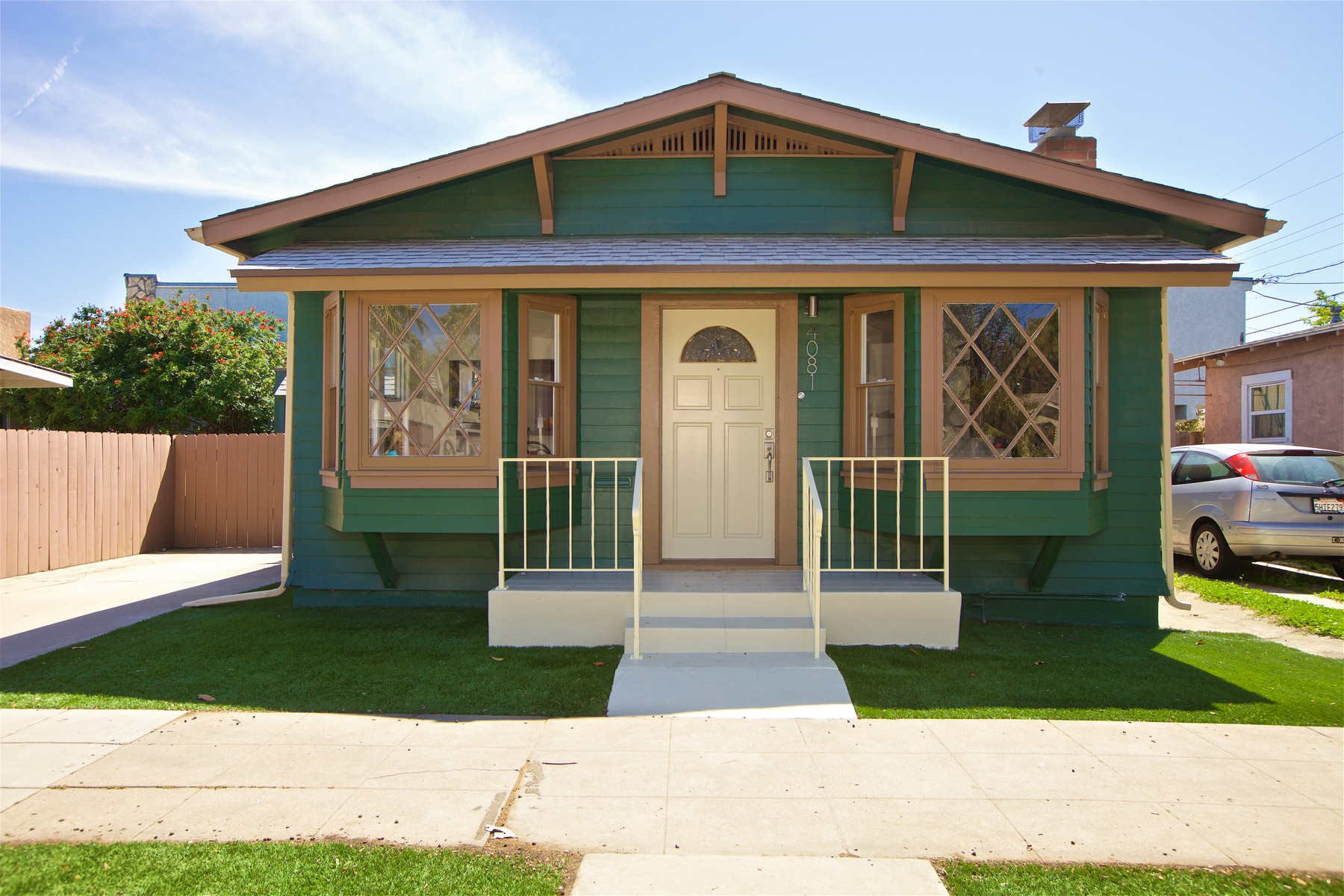 sales property at 4081 Meade Avenue