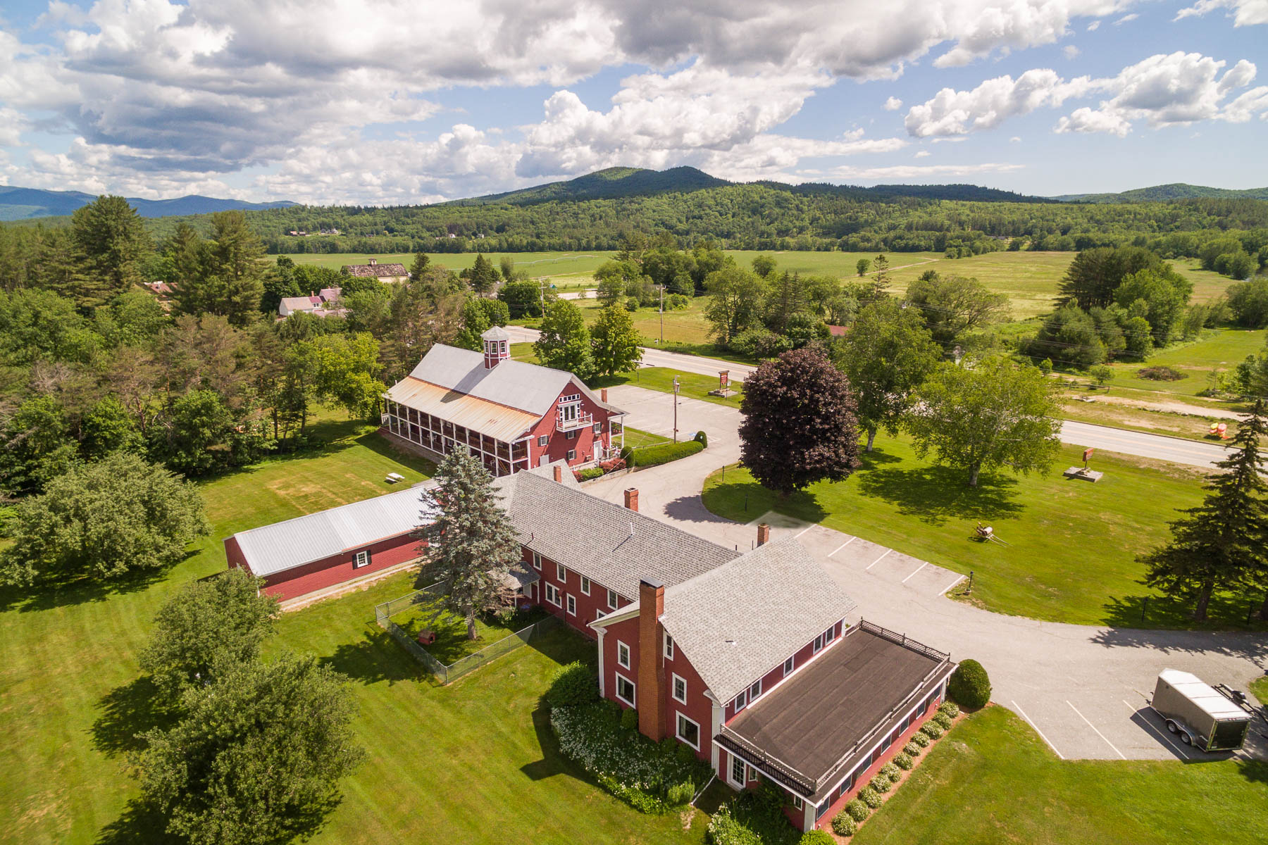 Bed and Breakfast for Sale at The Norseman 134 Mayville Road Bethel, Maine 04217 United States