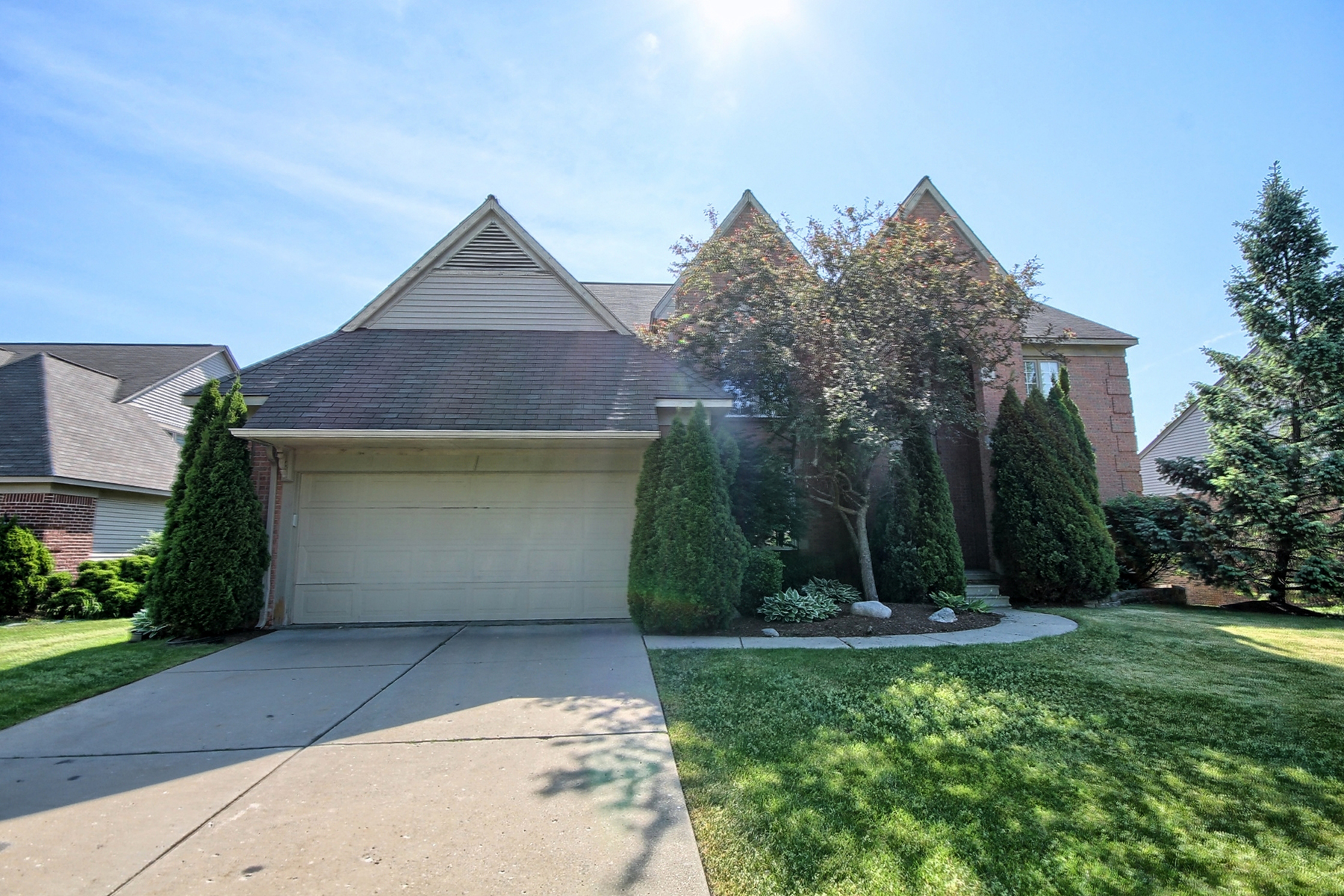Single Family Home for Sale at West Bloomfield 2137 Timberridge Court West Bloomfield, Michigan, 48324 United States