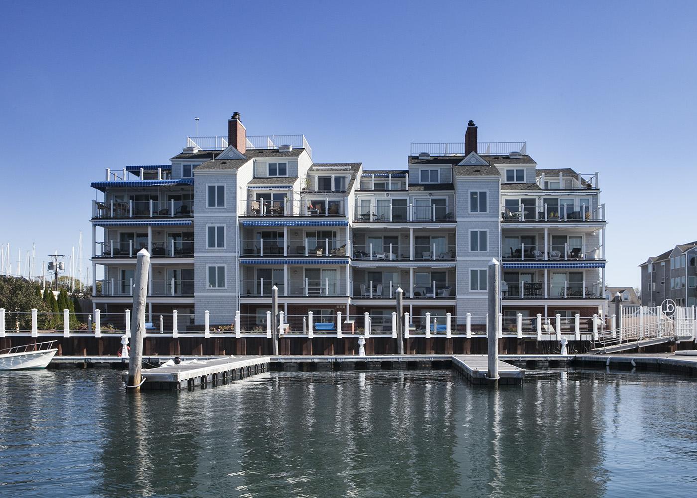 Condominium for Sale at Coddington Landing 31 Coddington Wharf 21 Newport, Rhode Island, 02840 United States