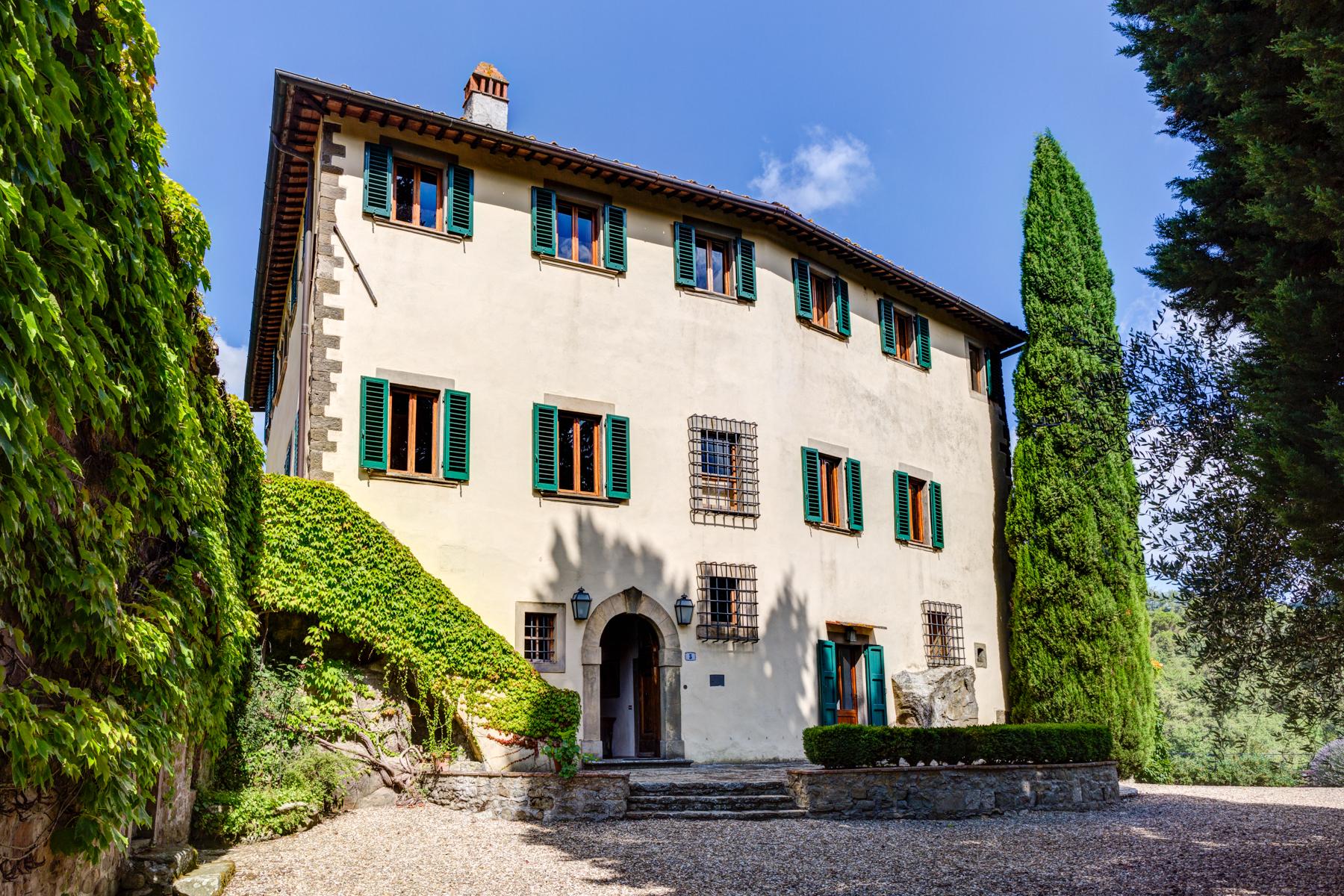 Vivienda unifamiliar por un Venta en Amazing property in Chianti loc. Le Convertoie Greve In Chianti, Florence 50022 Italia