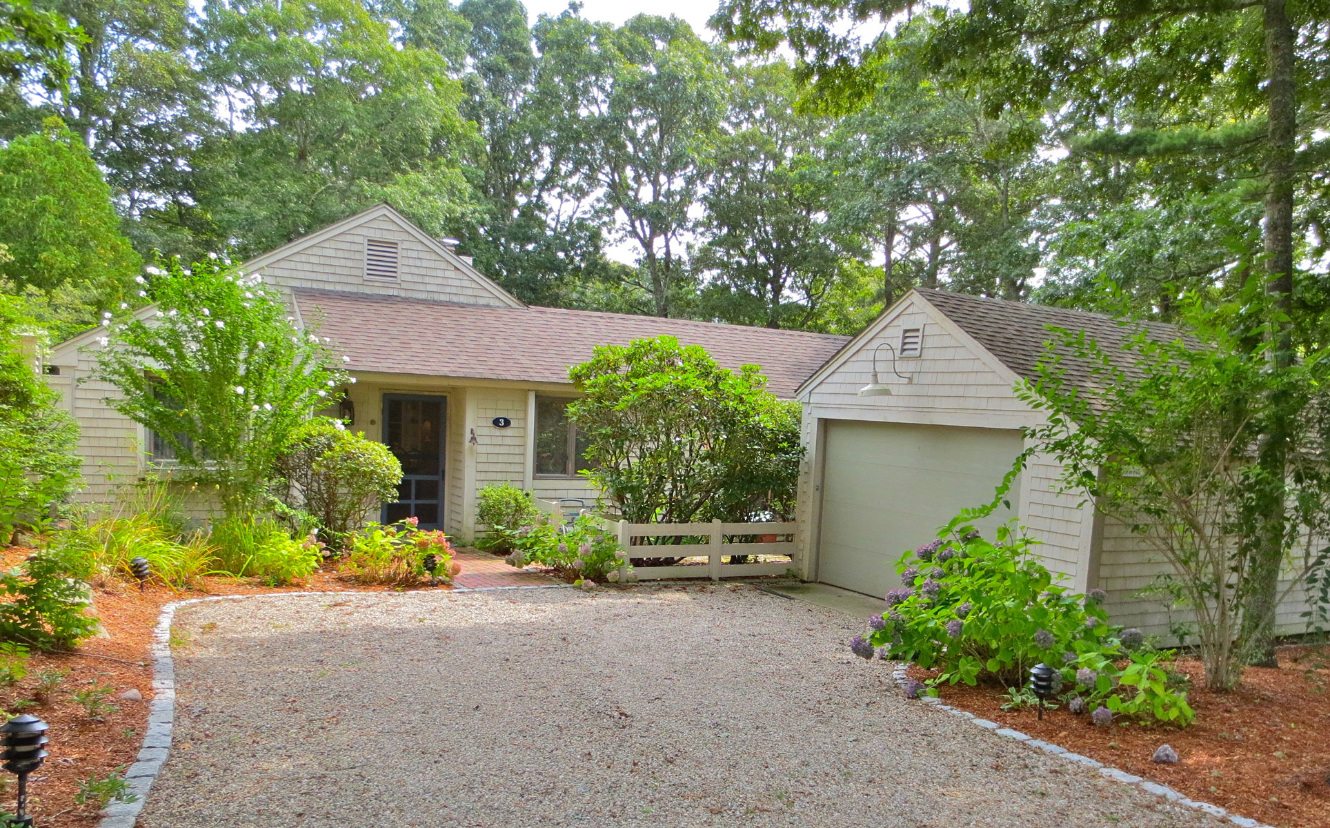 Single Family Home for Sale at 1 LEVEL LIVING IN DESIRABLE MEWS PATIO HOME WITH POOL 3 Mashie Circle New Seabury, Massachusetts, 02649 United StatesIn/Around: Mashpee
