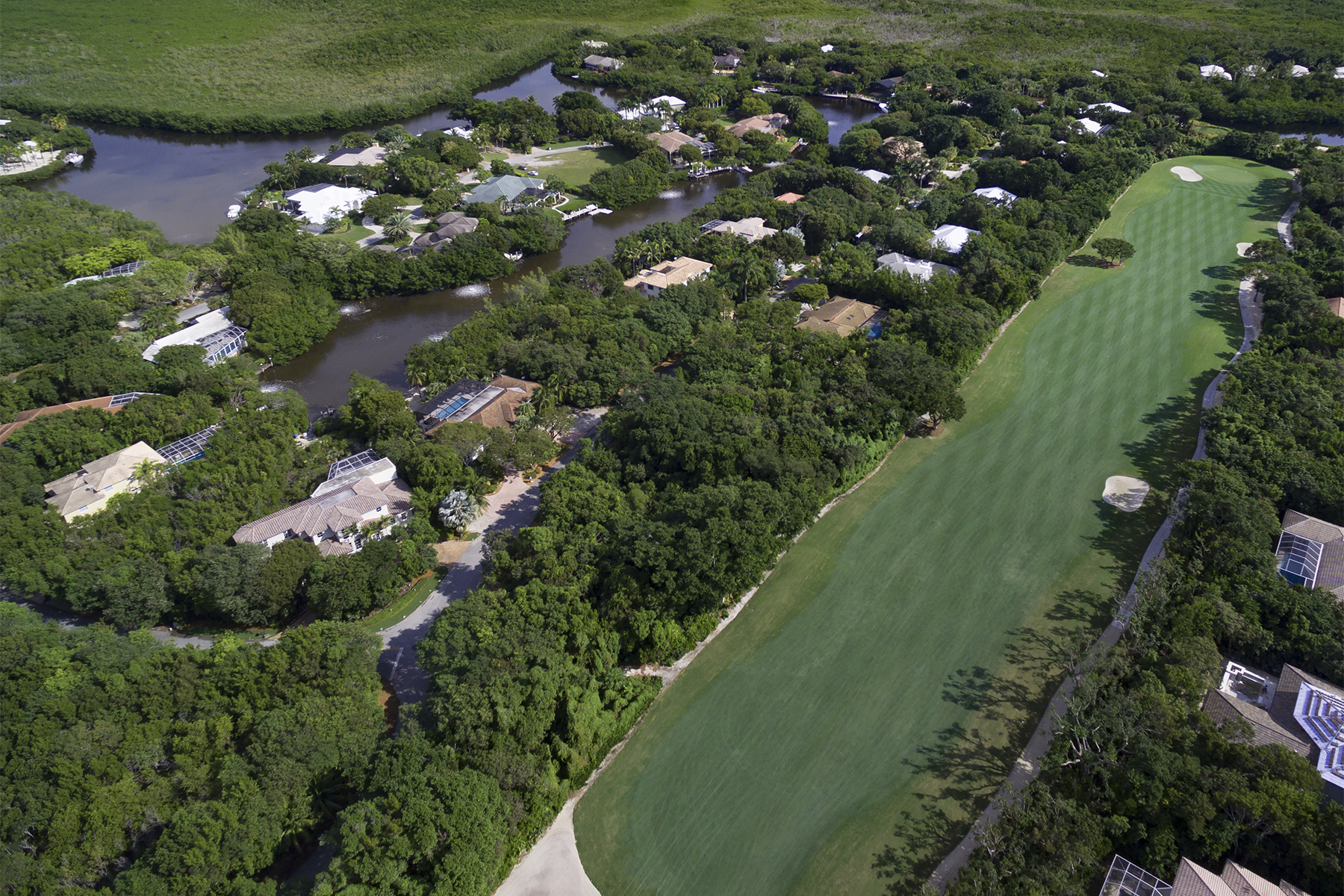 土地 為 出售 在 Golf Course Buildable Lot at Ocean Reef 47 South Bridge Lane Key Largo, 佛羅里達州, 33037 美國
