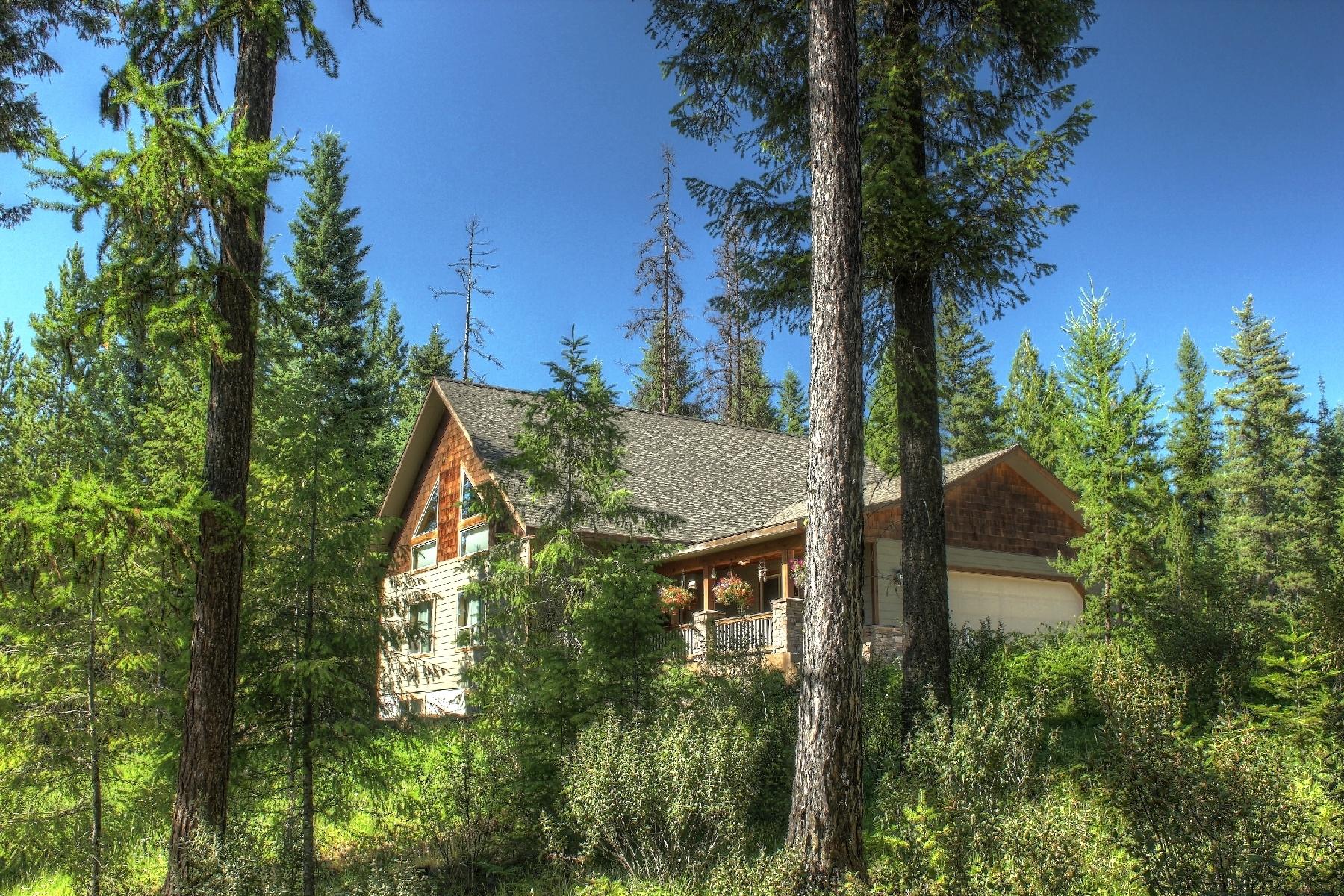 Maison unifamiliale pour l Vente à Exceptional home, Exceptional Lifestyle 135 Gold Mountain Sagle, Idaho 83860 États-Unis