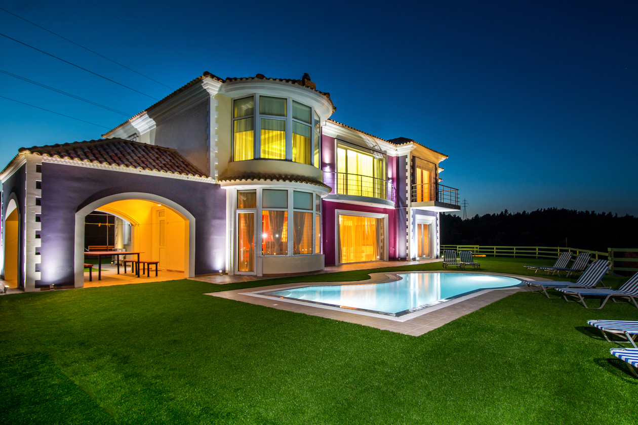 Single Family Home for Sale at Hillside Masterpiece Rhodes, Southern Aegean, Greece