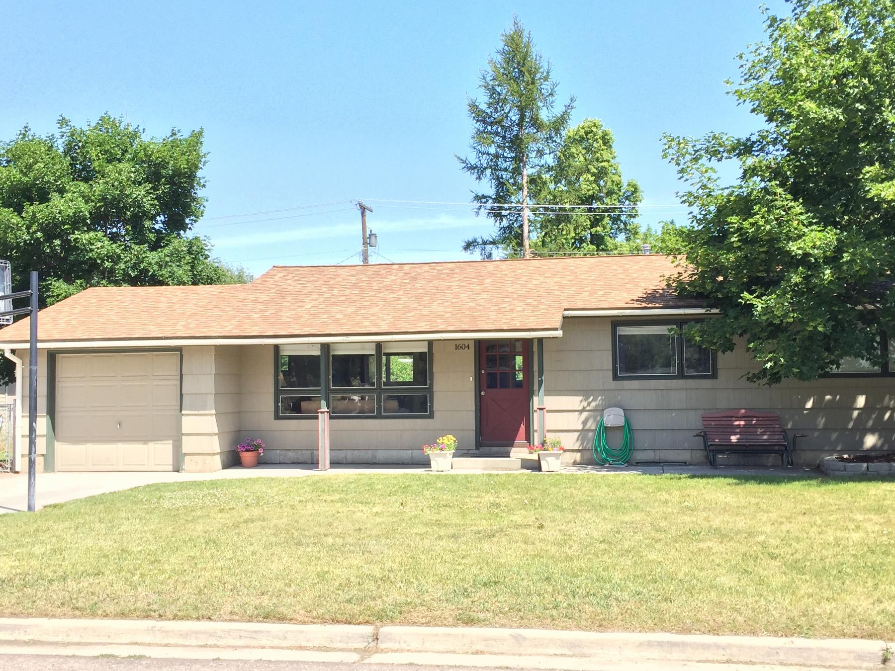 Vivienda unifamiliar por un Venta en 1604 Charlott Ave Missoula, Montana 59801 Estados Unidos