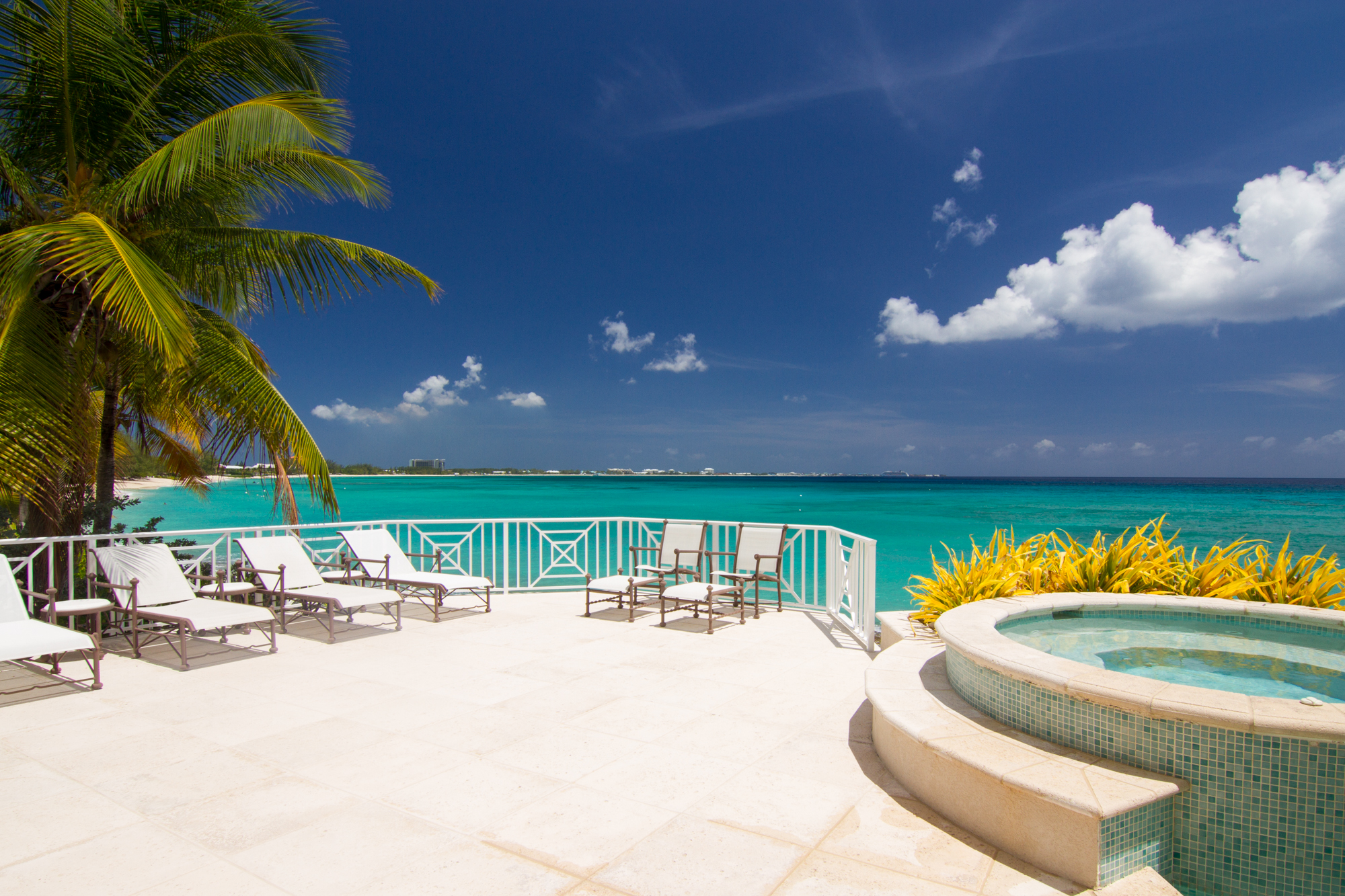 Single Family Home for Sale at Seaforever Seven Mile Beach, Cayman Islands