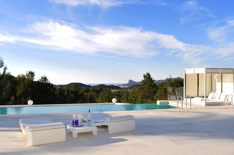 Vivienda unifamiliar por un Venta en Villa De diseño Con Vistas Panorámicas Al Mar Ibiza, Ibiza 07830 España