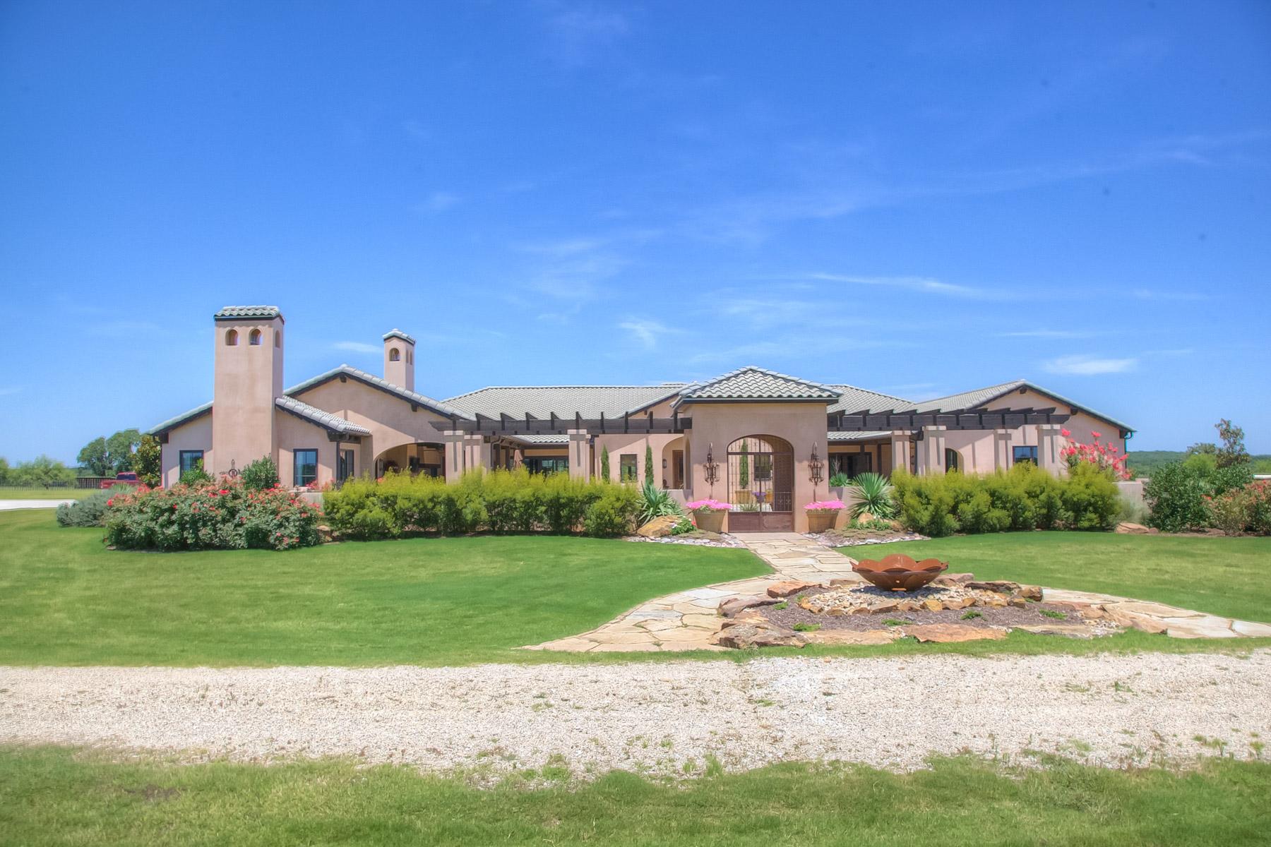 Landgut / Bauernhof / Plantage für Verkauf beim 3234 Harwell Lake Road Weatherford, Texas 76088 Vereinigte Staaten