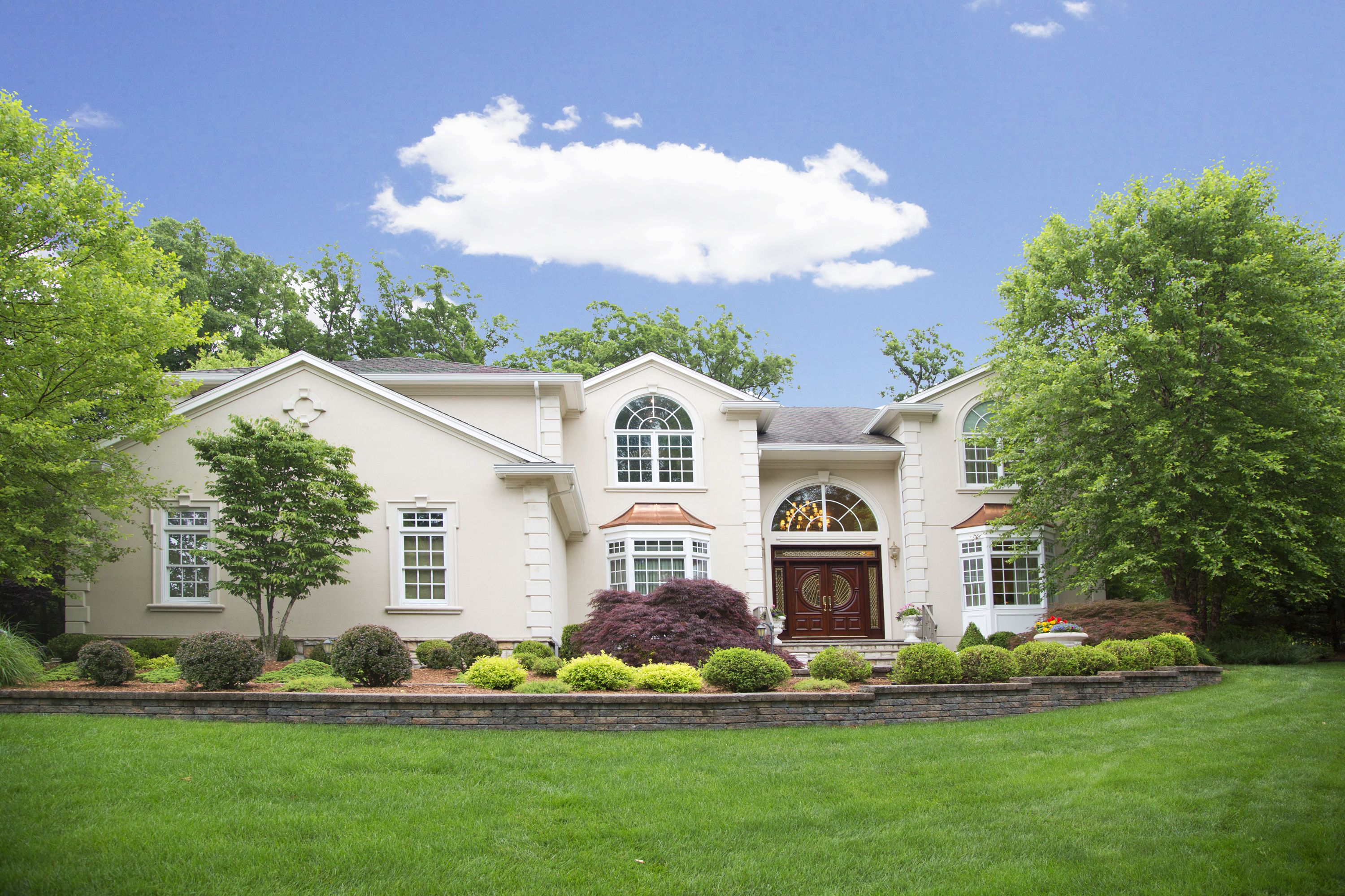 Maison unifamiliale pour l Vente à Custom Colonial 35 Wind Ridge Drive North Caldwell, New Jersey 07006 États-Unis