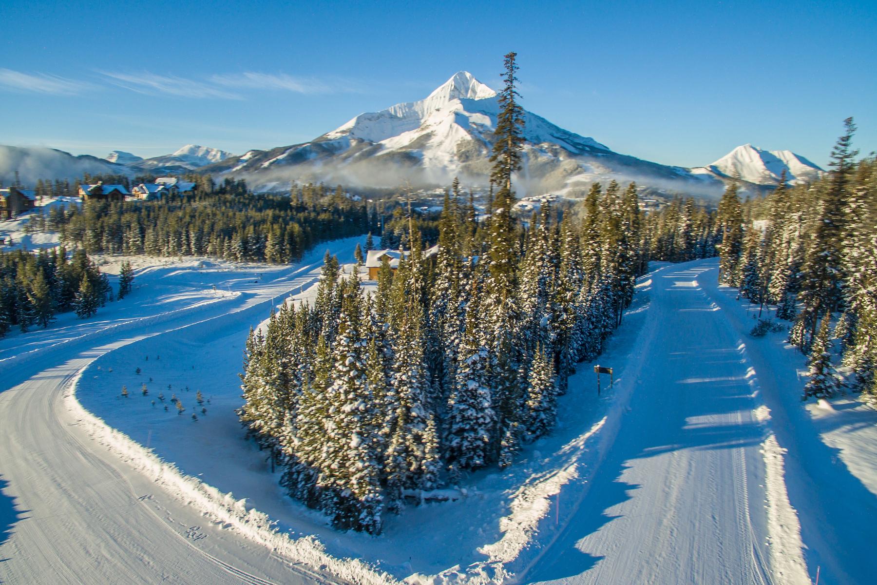 土地 为 销售 在 Cascade Lot 45A Little Thunder Rd. Cascade 45A Big Sky, 蒙大拿州, 59716 美国