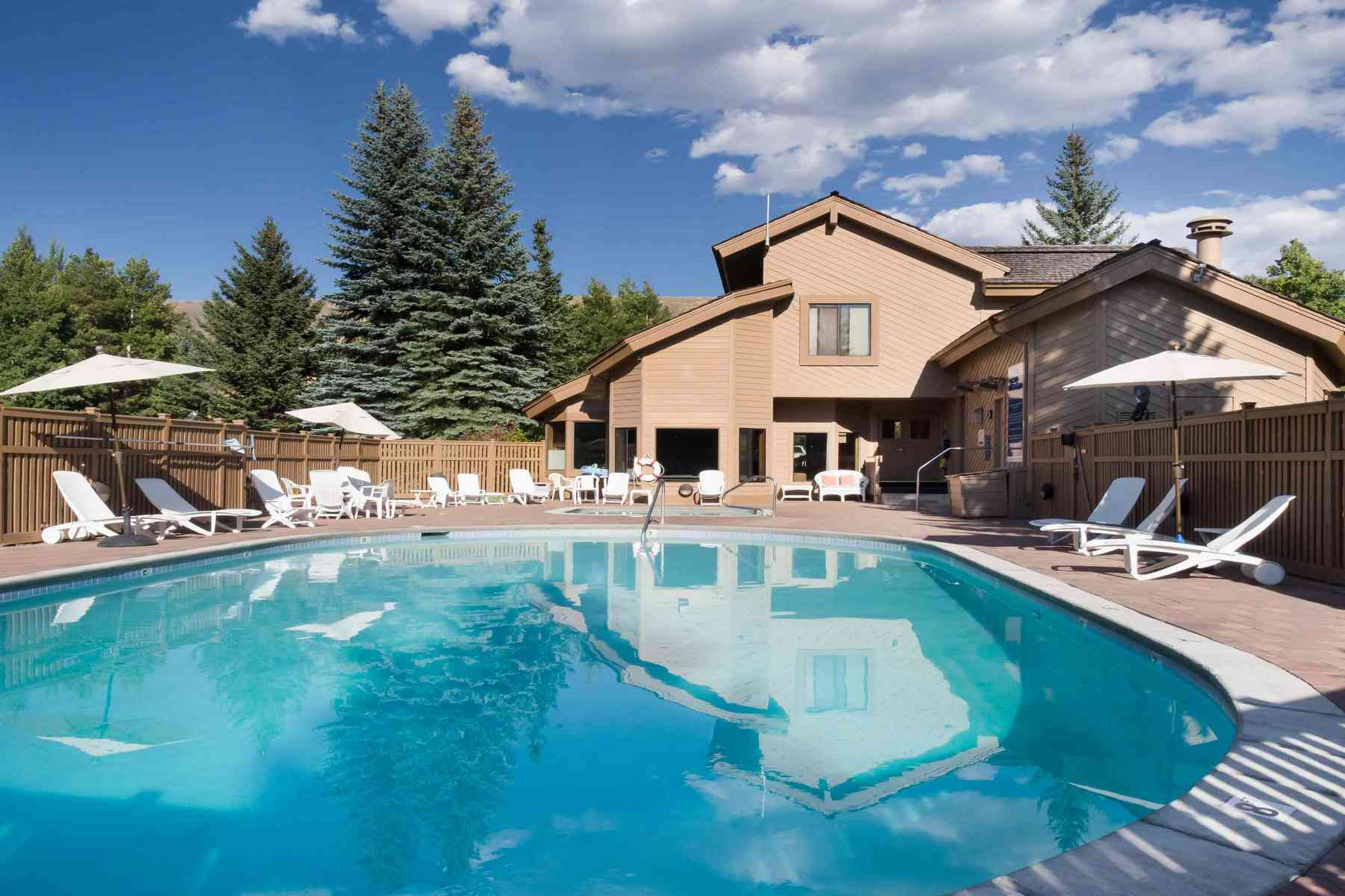 Piso por un Venta en Classic Sun Valley Condo 1501 Snow Creek Condo Dr Sun Valley, Idaho, 83353 Estados Unidos