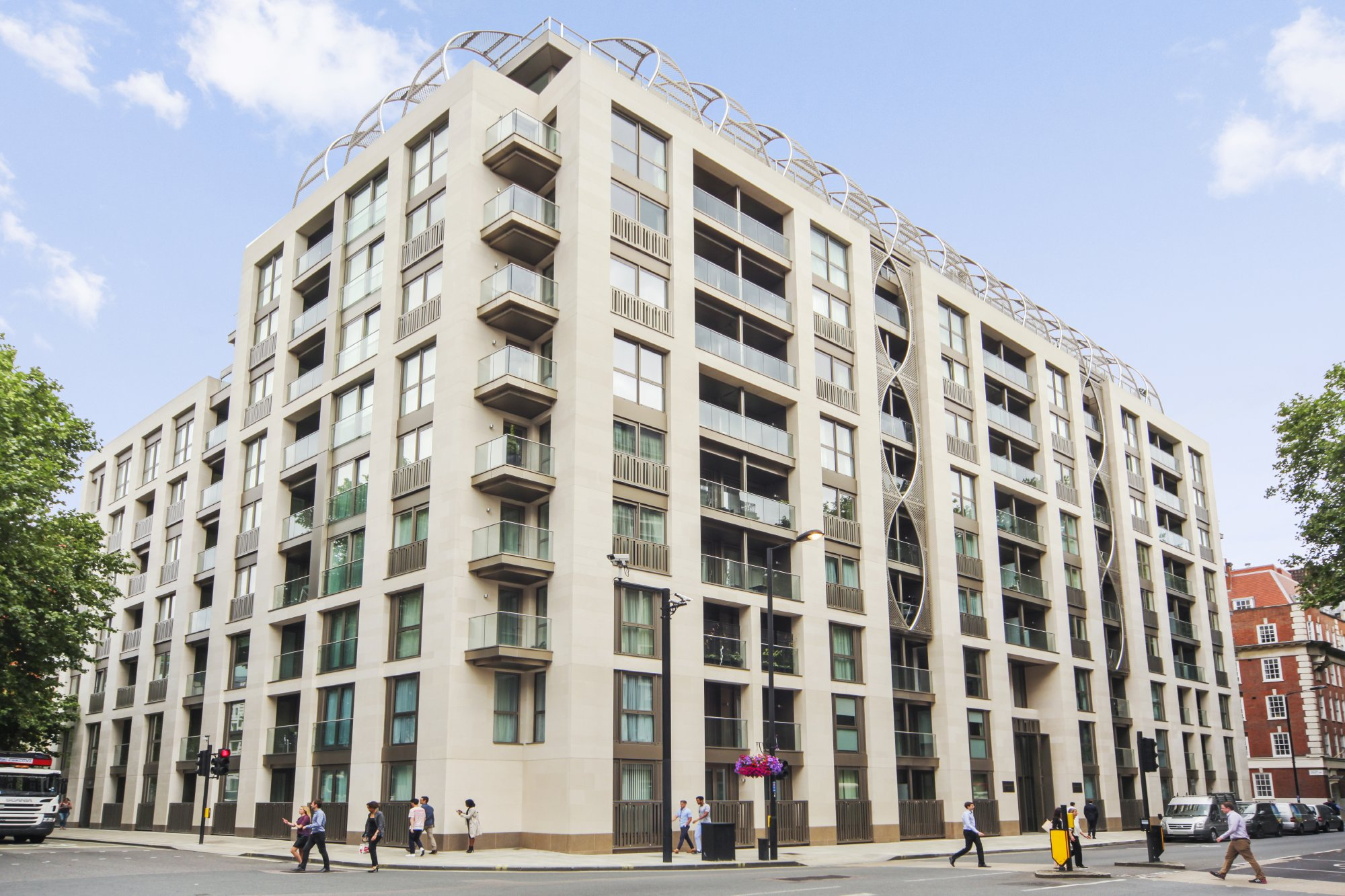 Apartment for Sale at The Courthouse London, England United Kingdom