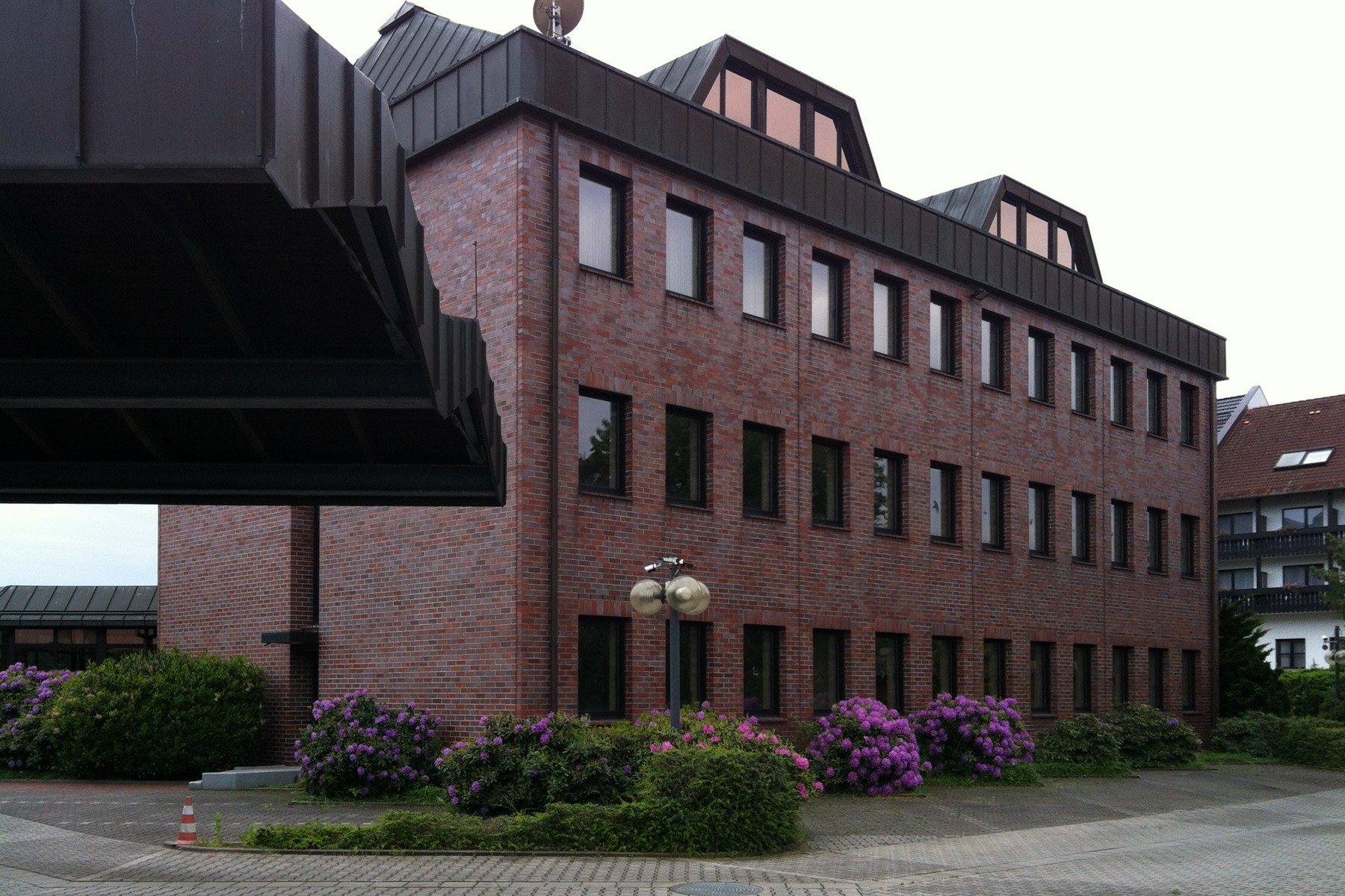Single Family Home for Sale at Representative Office Building with Convention Rooms Frankfurt, Hessen 60325 Germany